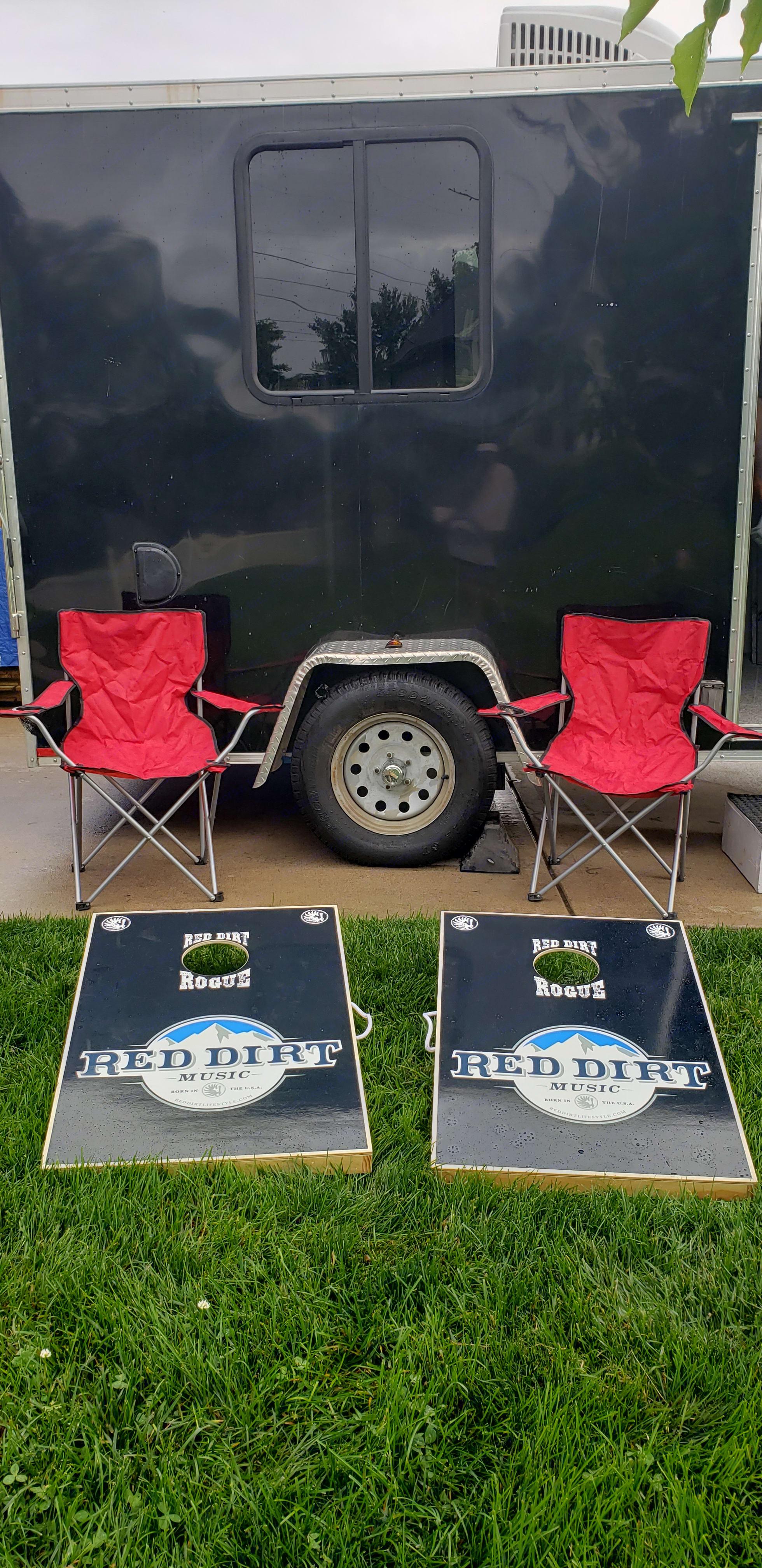 Add on folding chairs & bags game.. Qualitec Yukon 2015