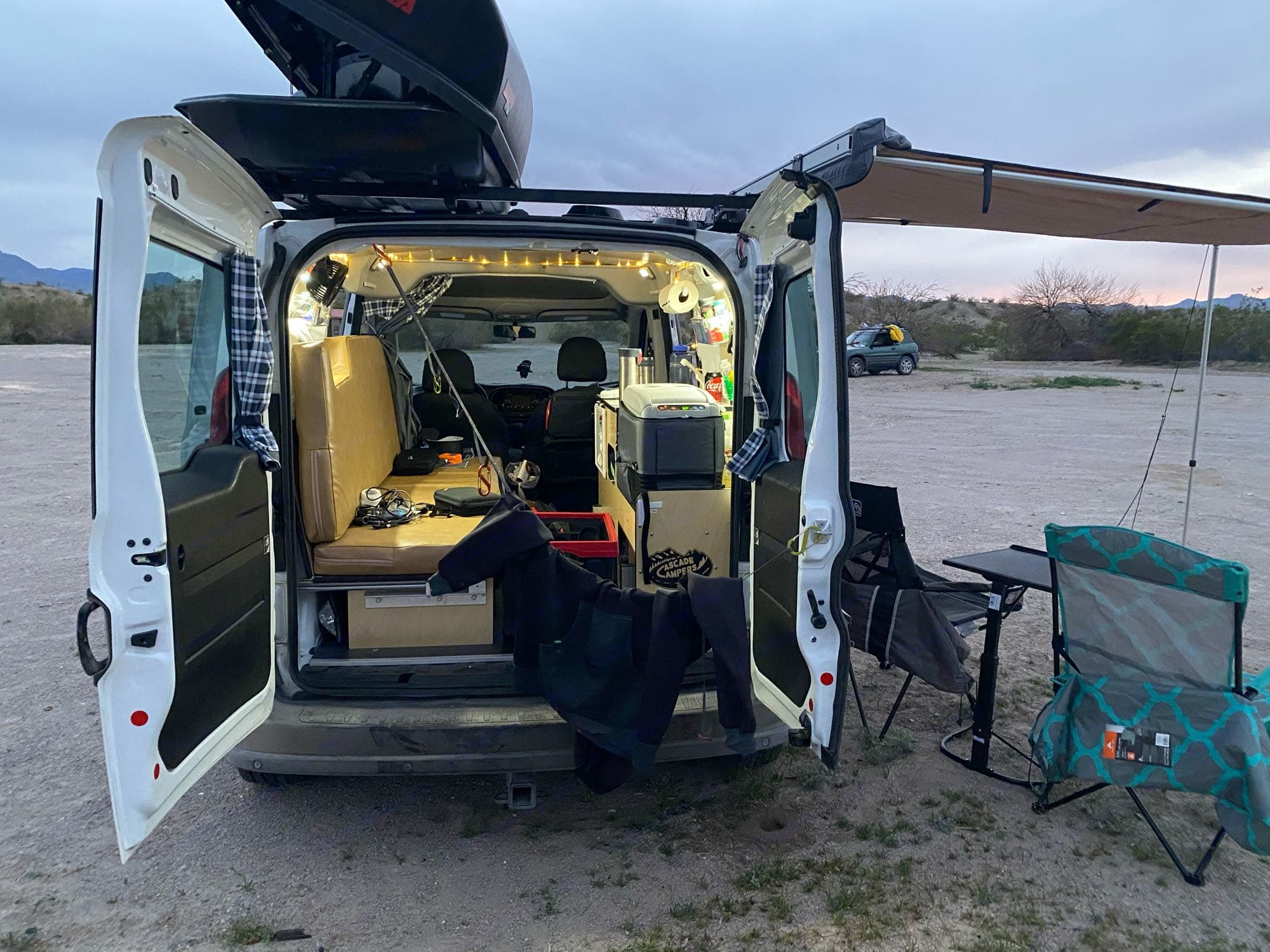 Dodge RamPromasterCity/CascadeCamper 2017