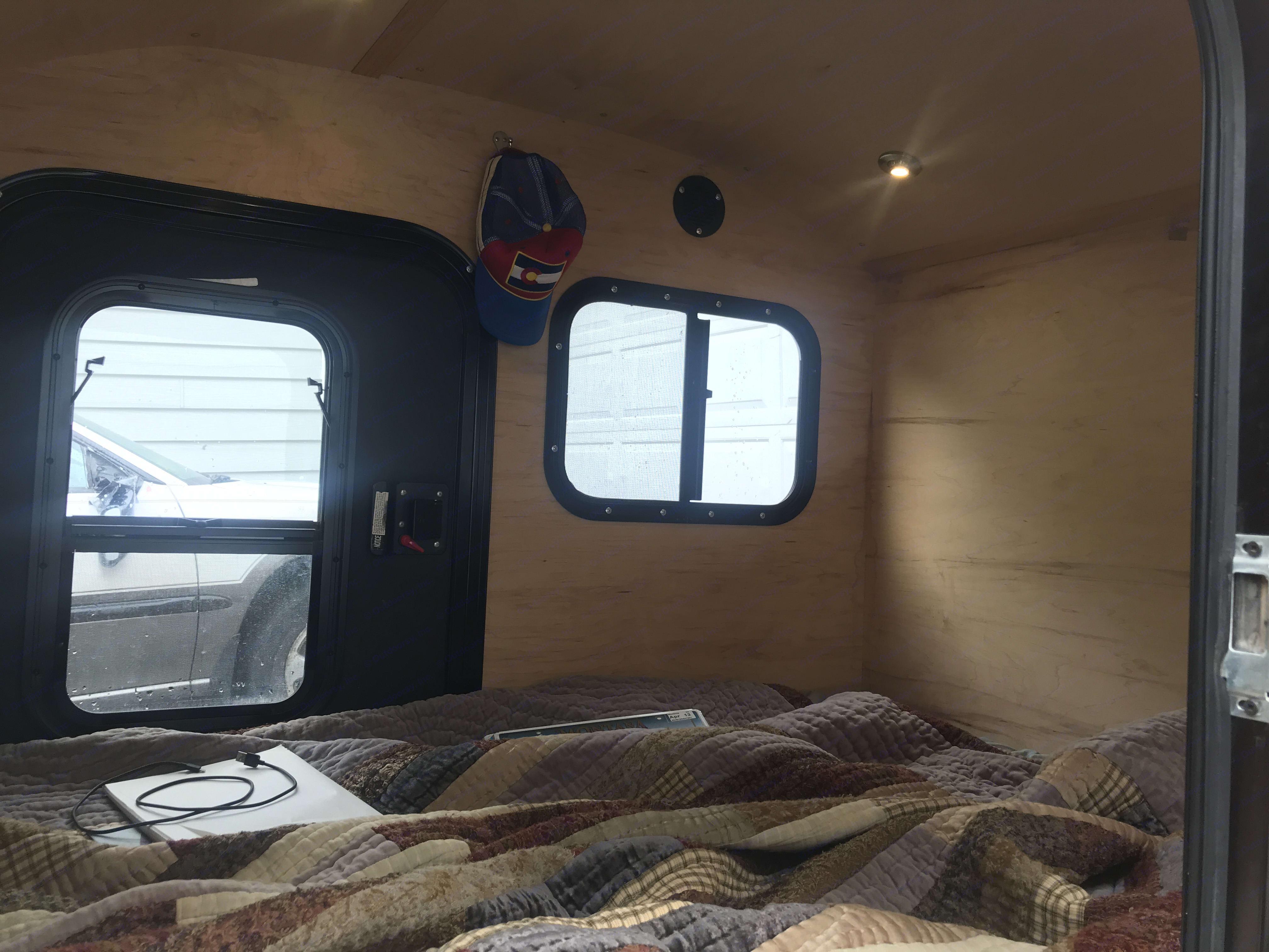 Interior minus pillows. TC Teardrops 5x8shadow 2015