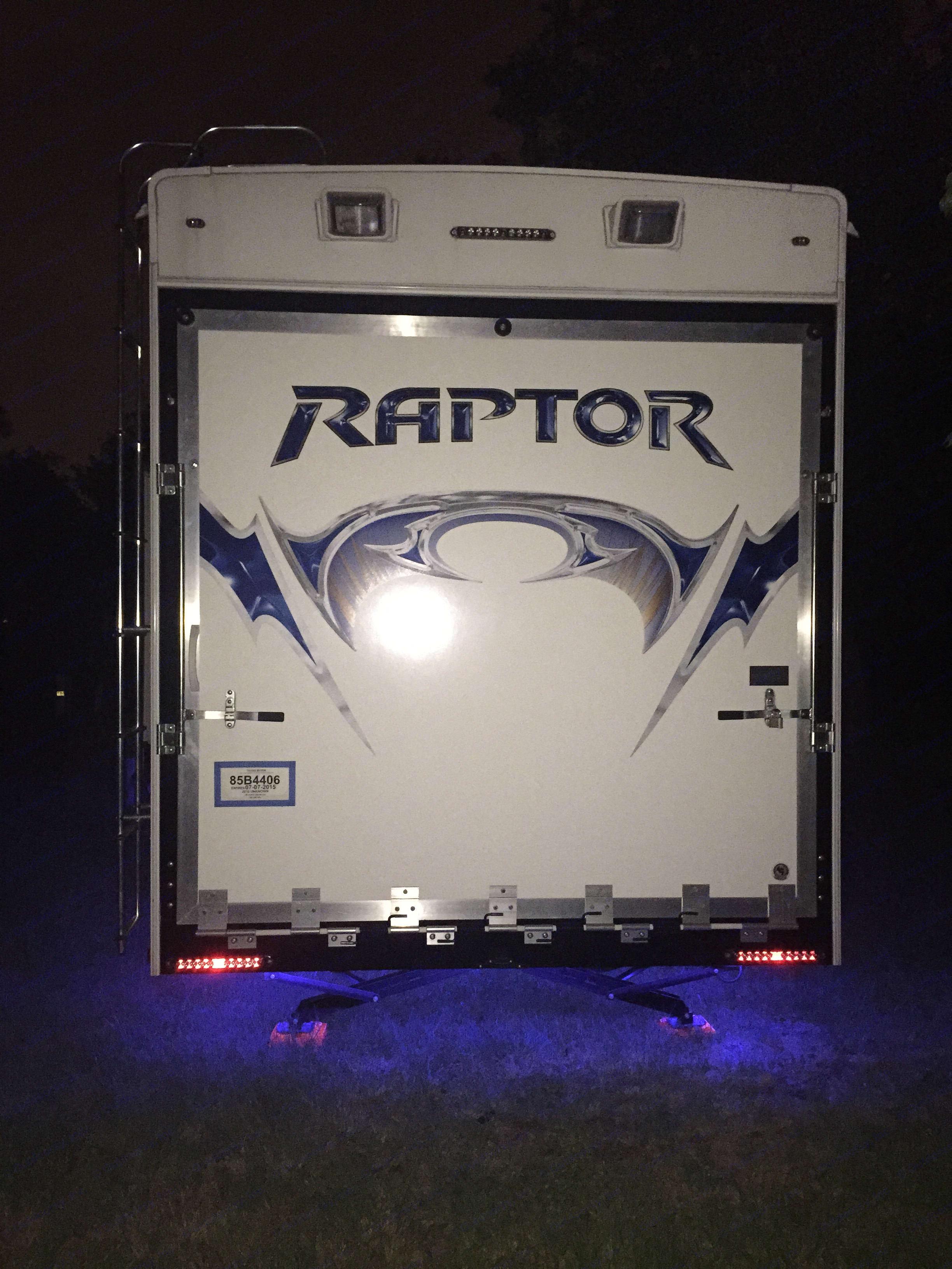 Keystone Raptor 2010