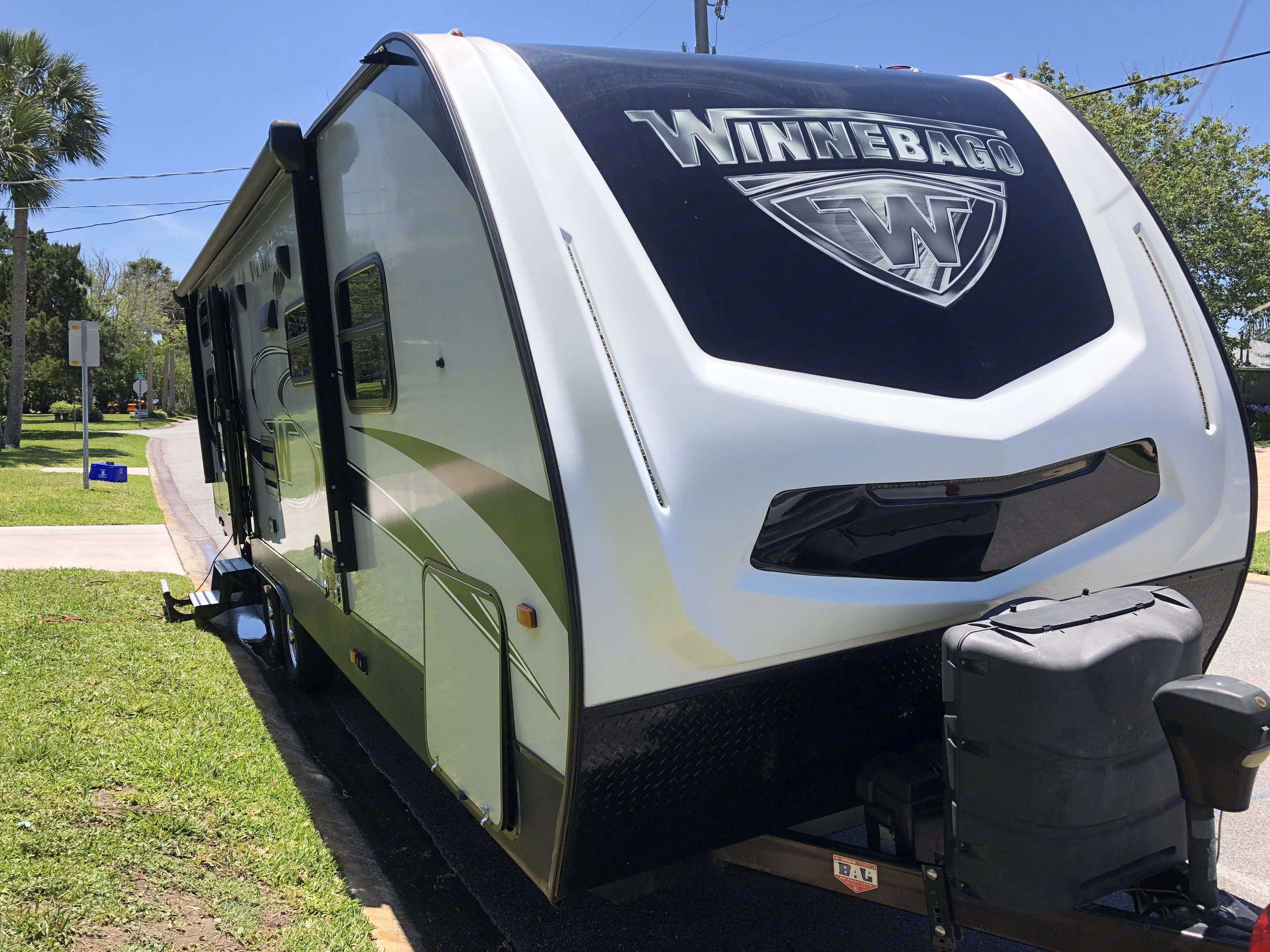 Winnebago Minnie 2017