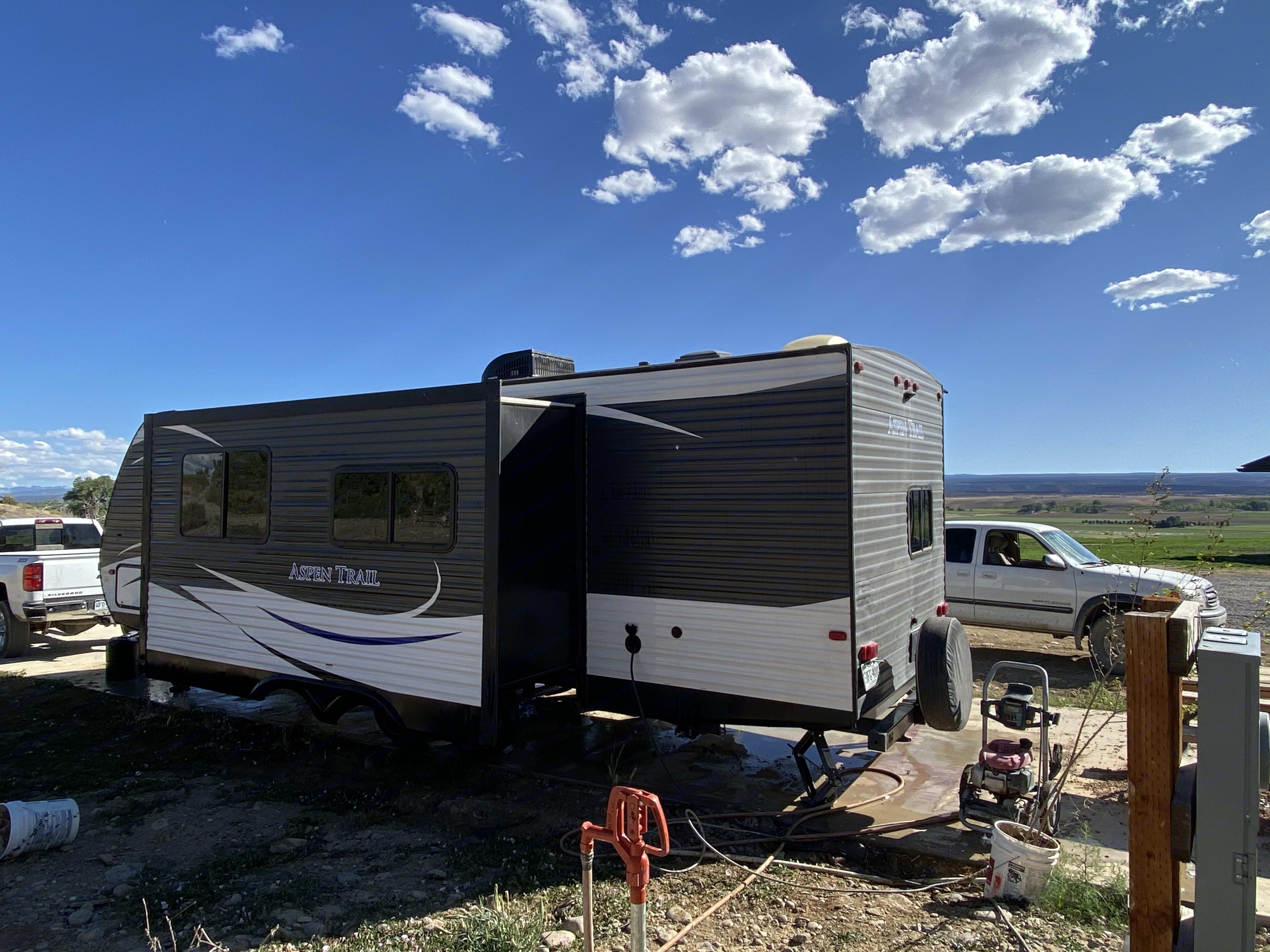 Keystone Aspen trail 2018