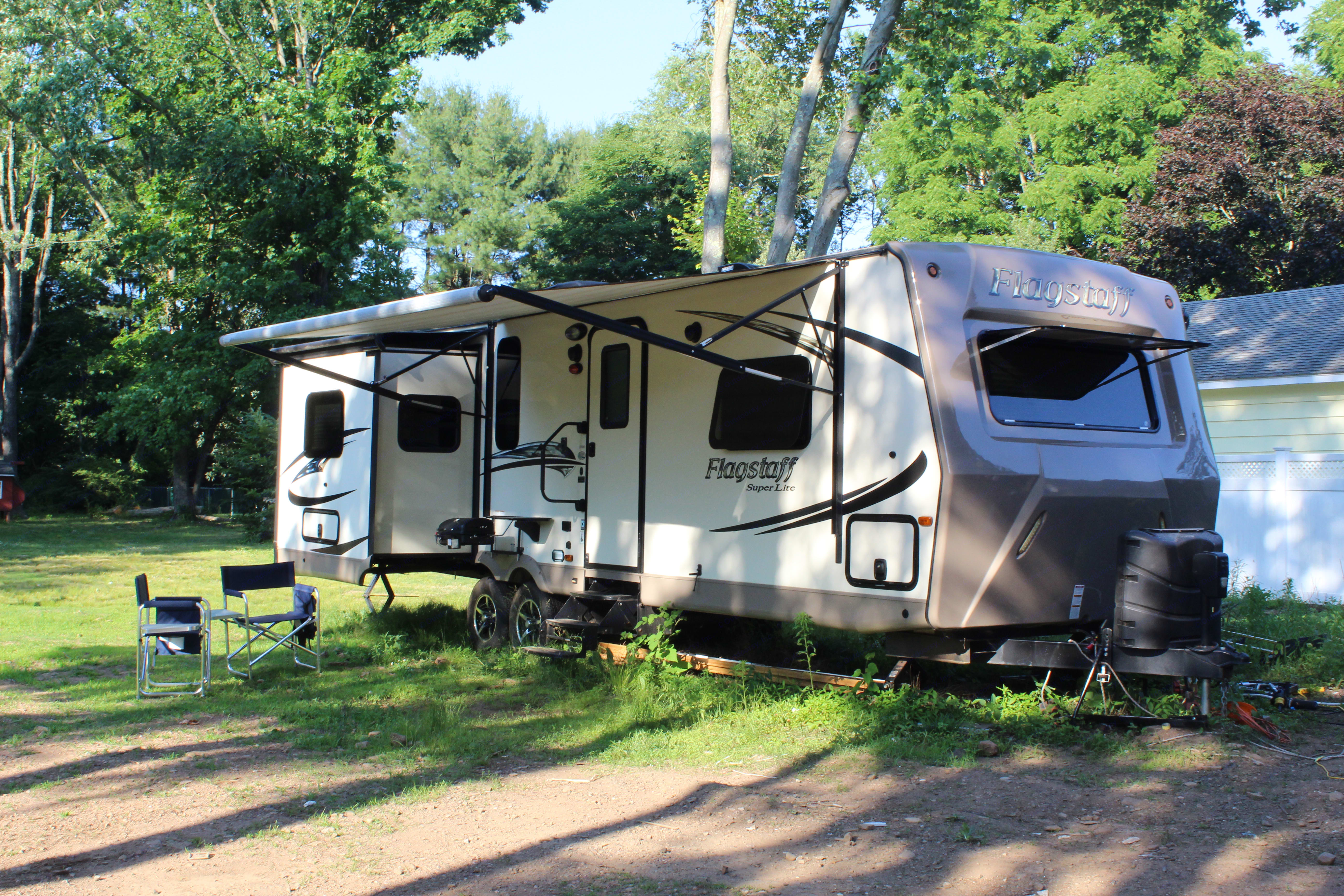 2016 Flagstaff 27RLWS. Forest River Inc flagstaff 823D camper trailer 2016