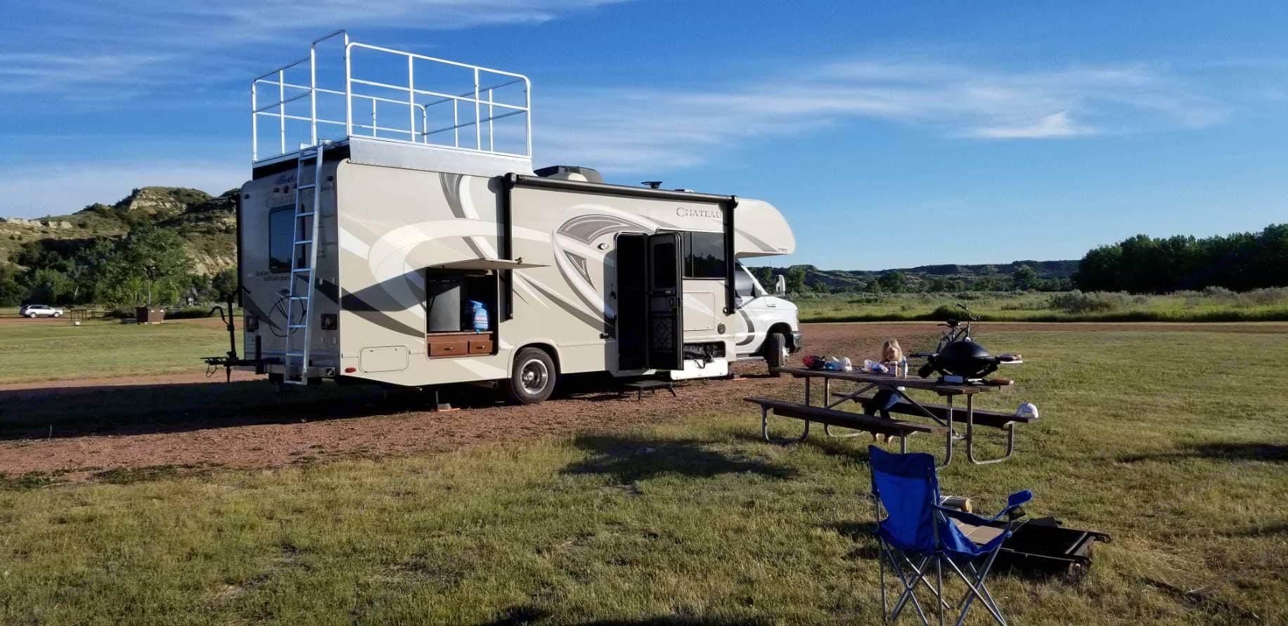 Thor Motor Coach Chateau 2017