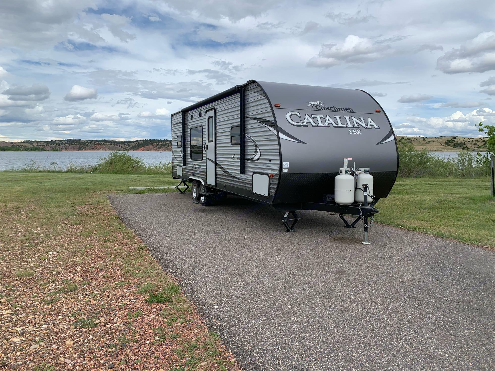 Coachmen Catalina SBX 261BH 2018
