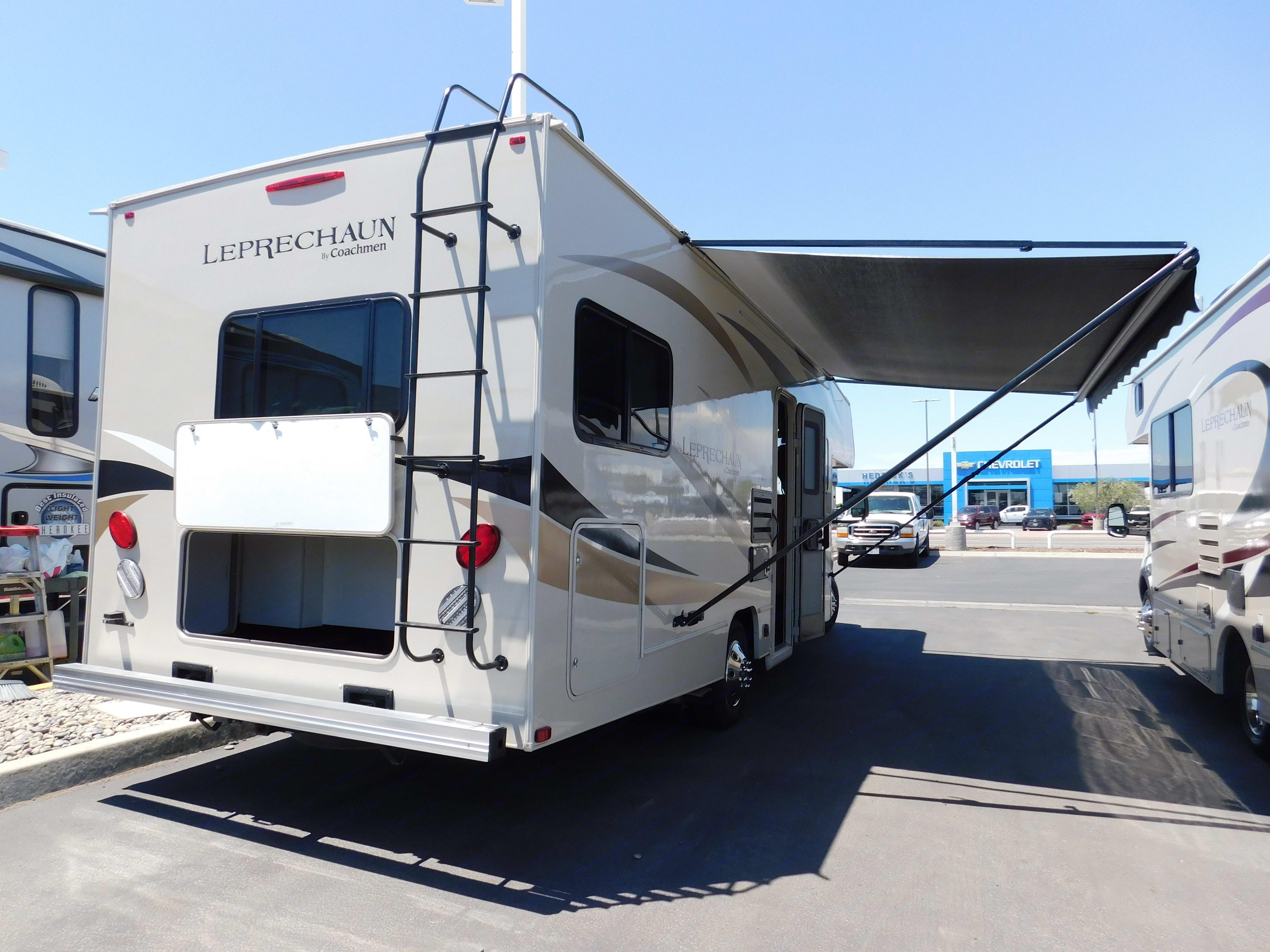 Coachmen Leprechaun 260 class c motorhome 2019