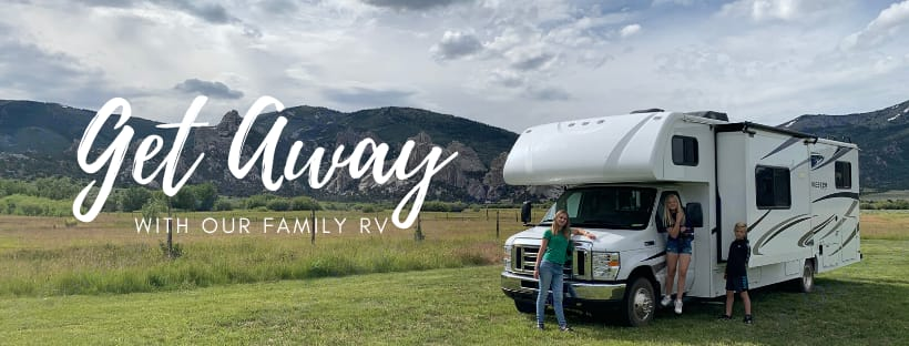 Get away with our family RV, Guinevere.. Forest River Forester 2020
