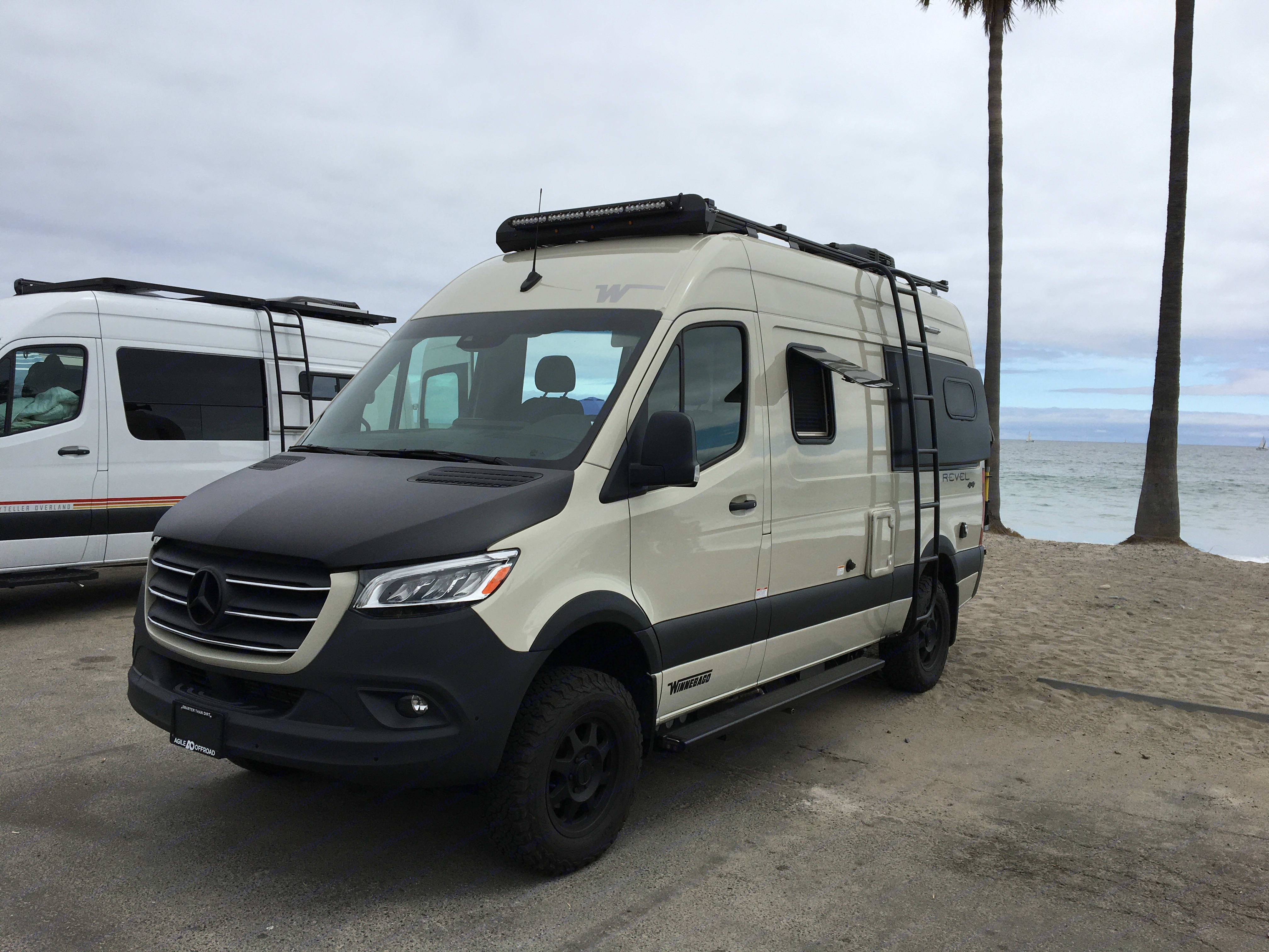 Left Front now w/ Fender Armour. Winnebago Other 2020