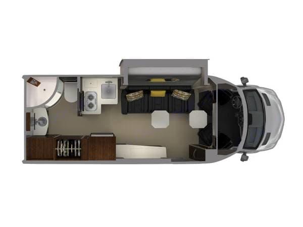Airstream Interstate - Atlas B+ 2019