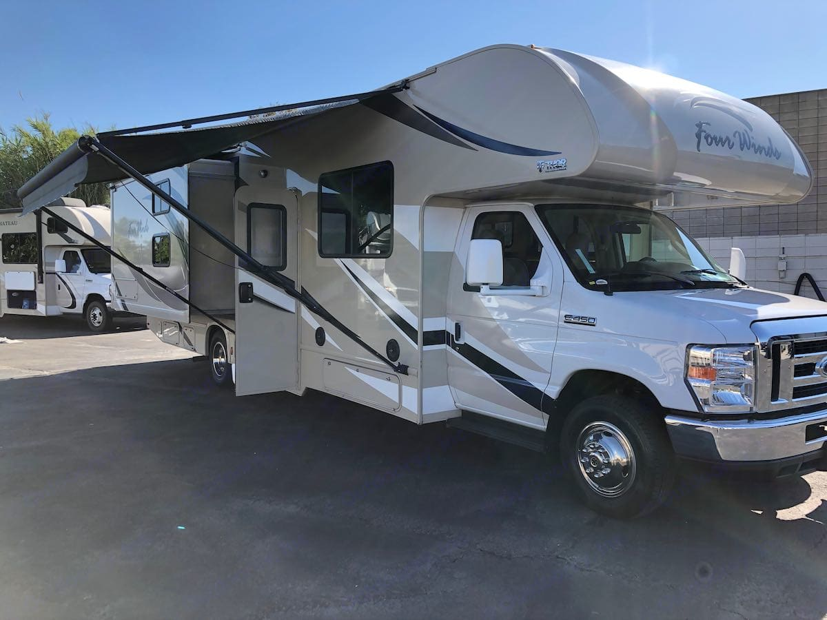 Thor Motor Coach Four Winds 2019