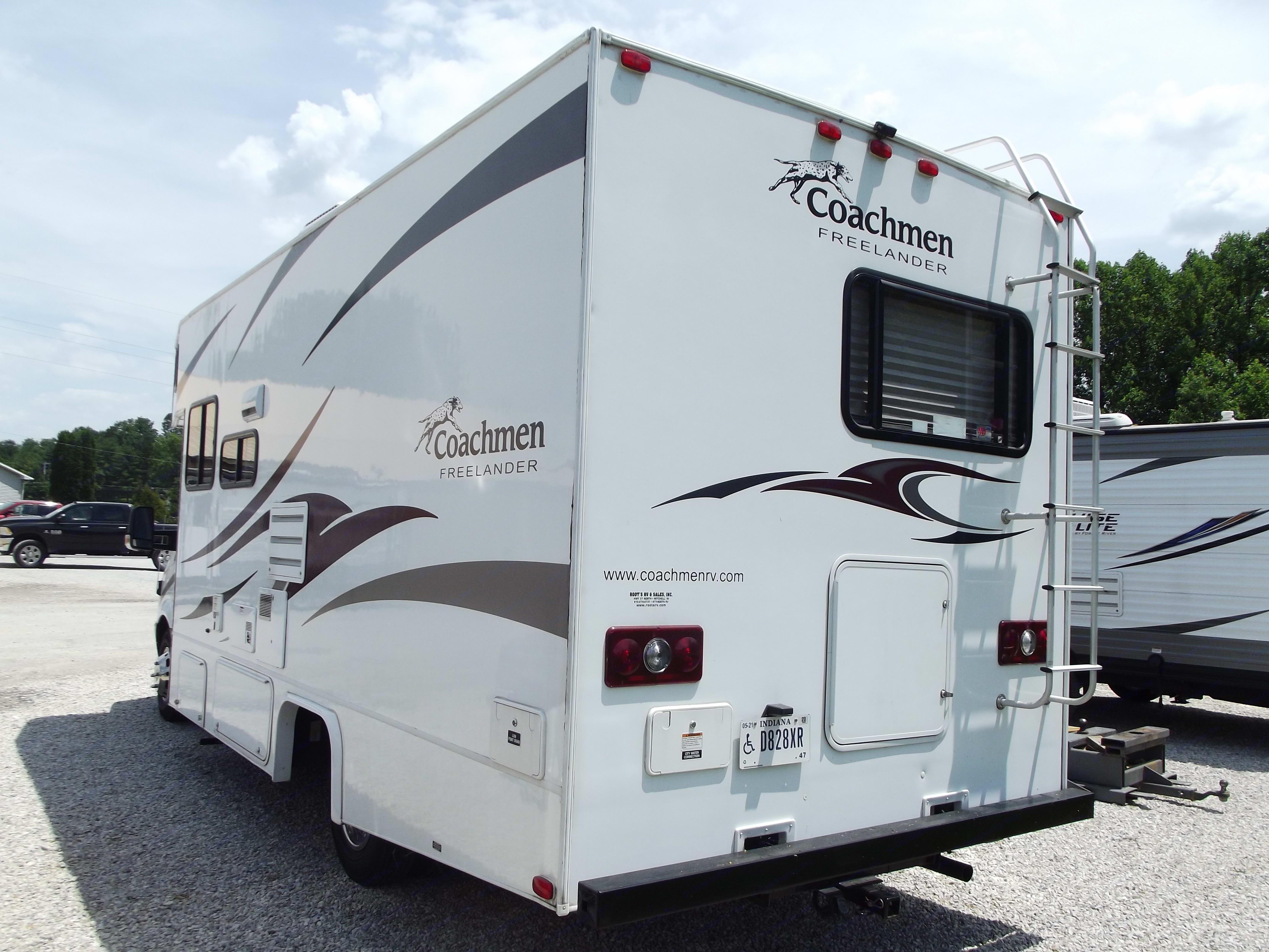 Coachmen Freelander 2011