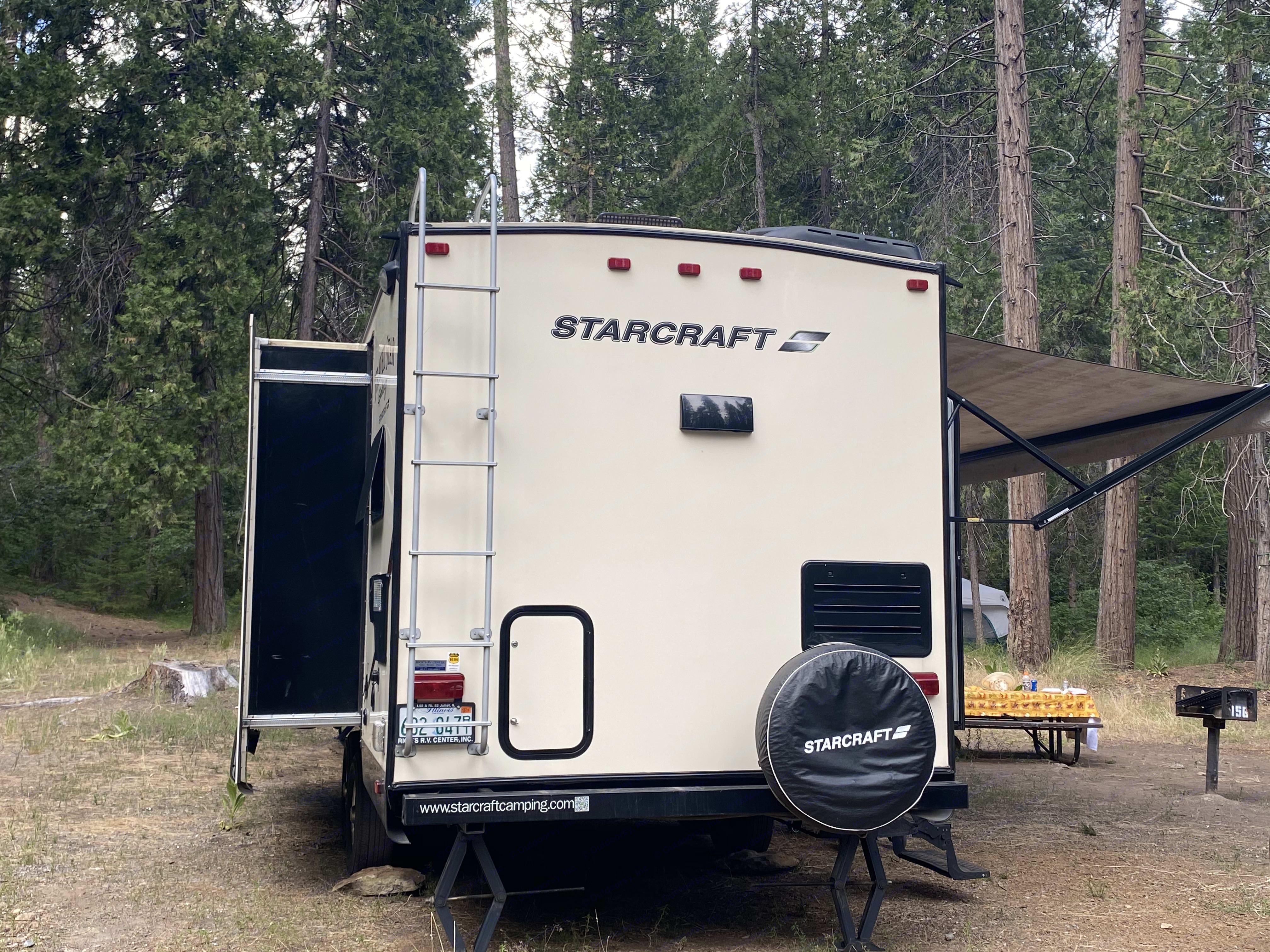 STARCRAFT TRAVEL STAR 274RKS Print 2015
