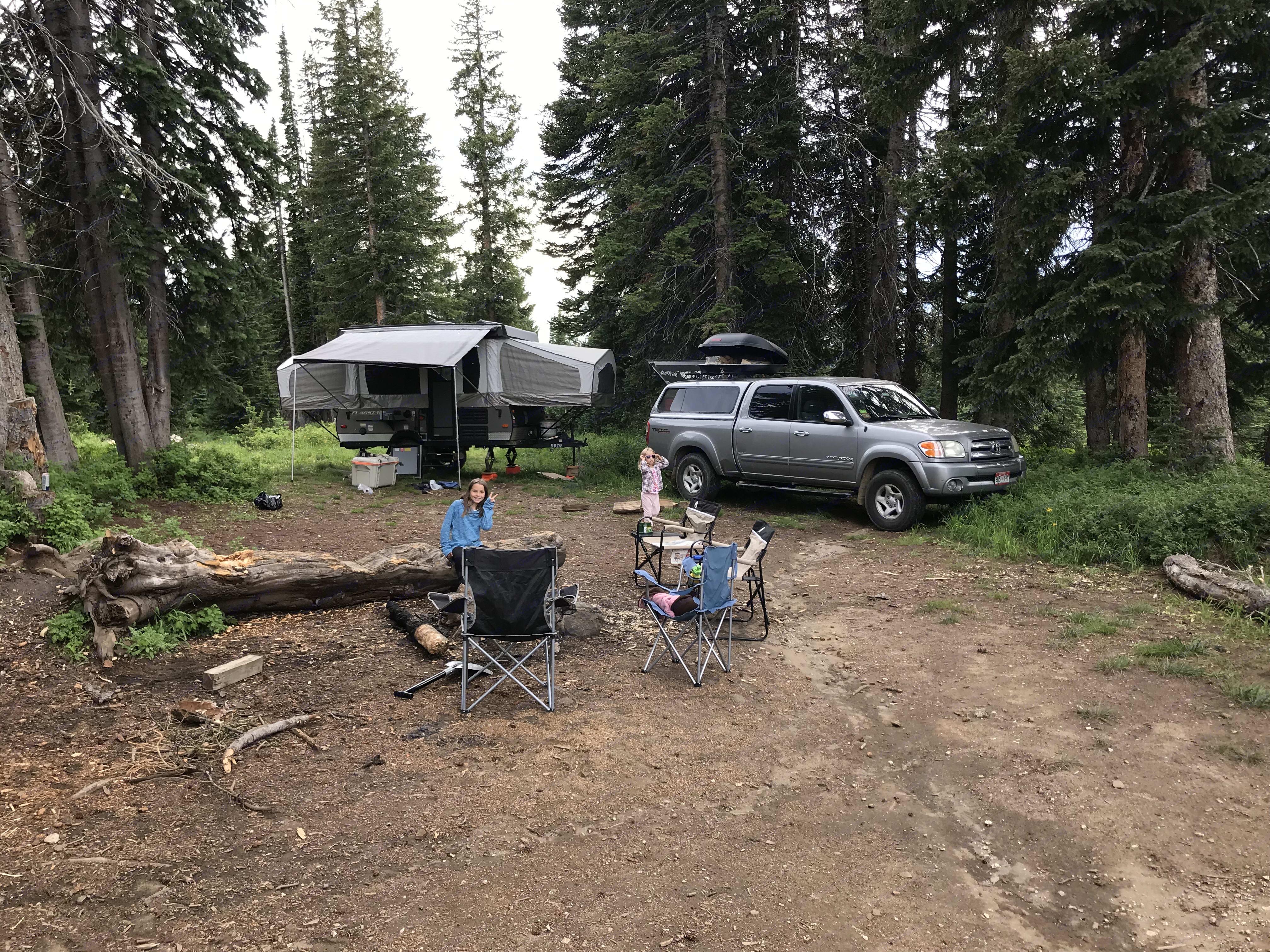 Summer. ForestRiver Flagstaff 2018