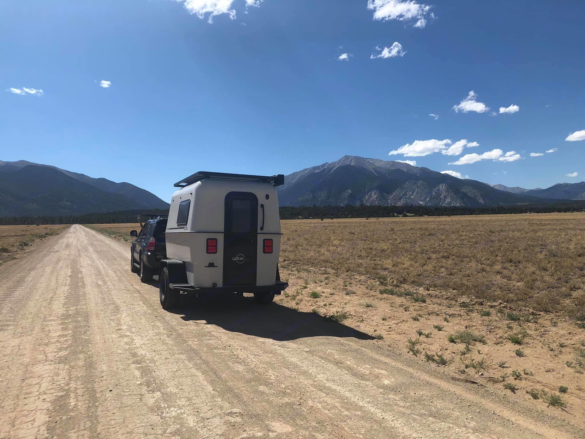 GoBE gets around.. GoBE Nomad 2020