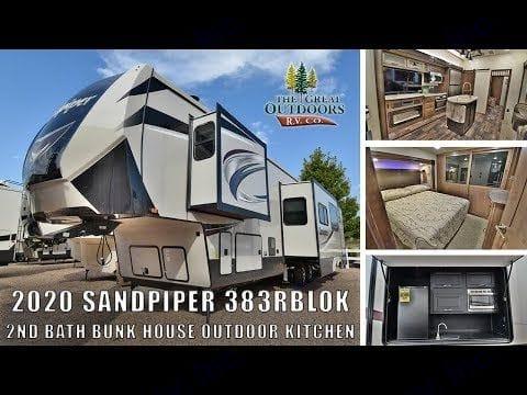 Forest River Sandpiper 2020