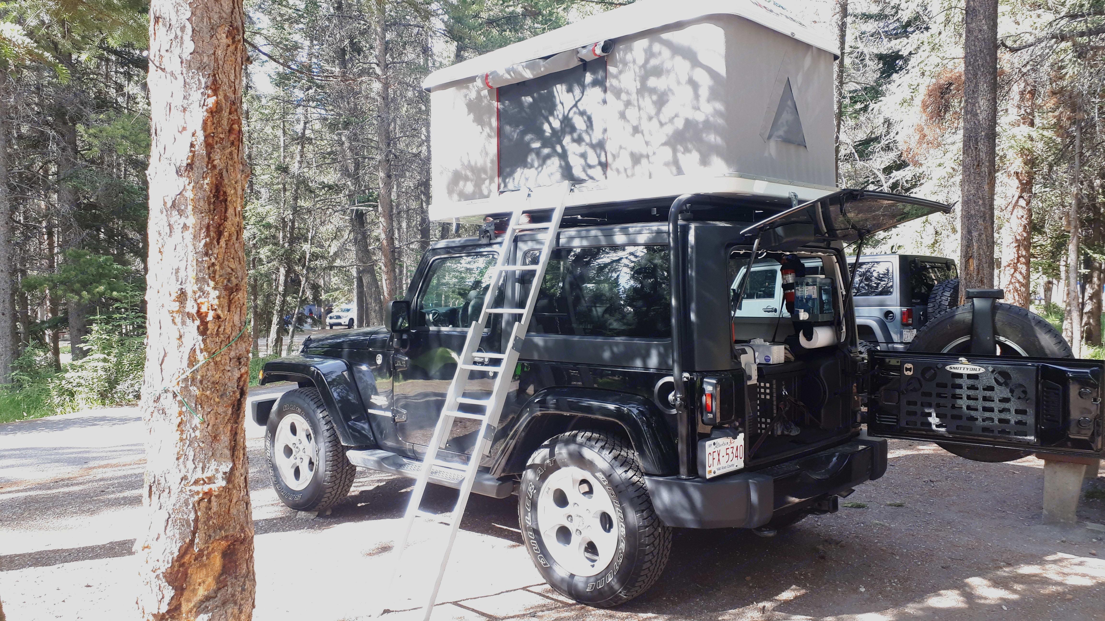 Jeep Wrangler JK 2013