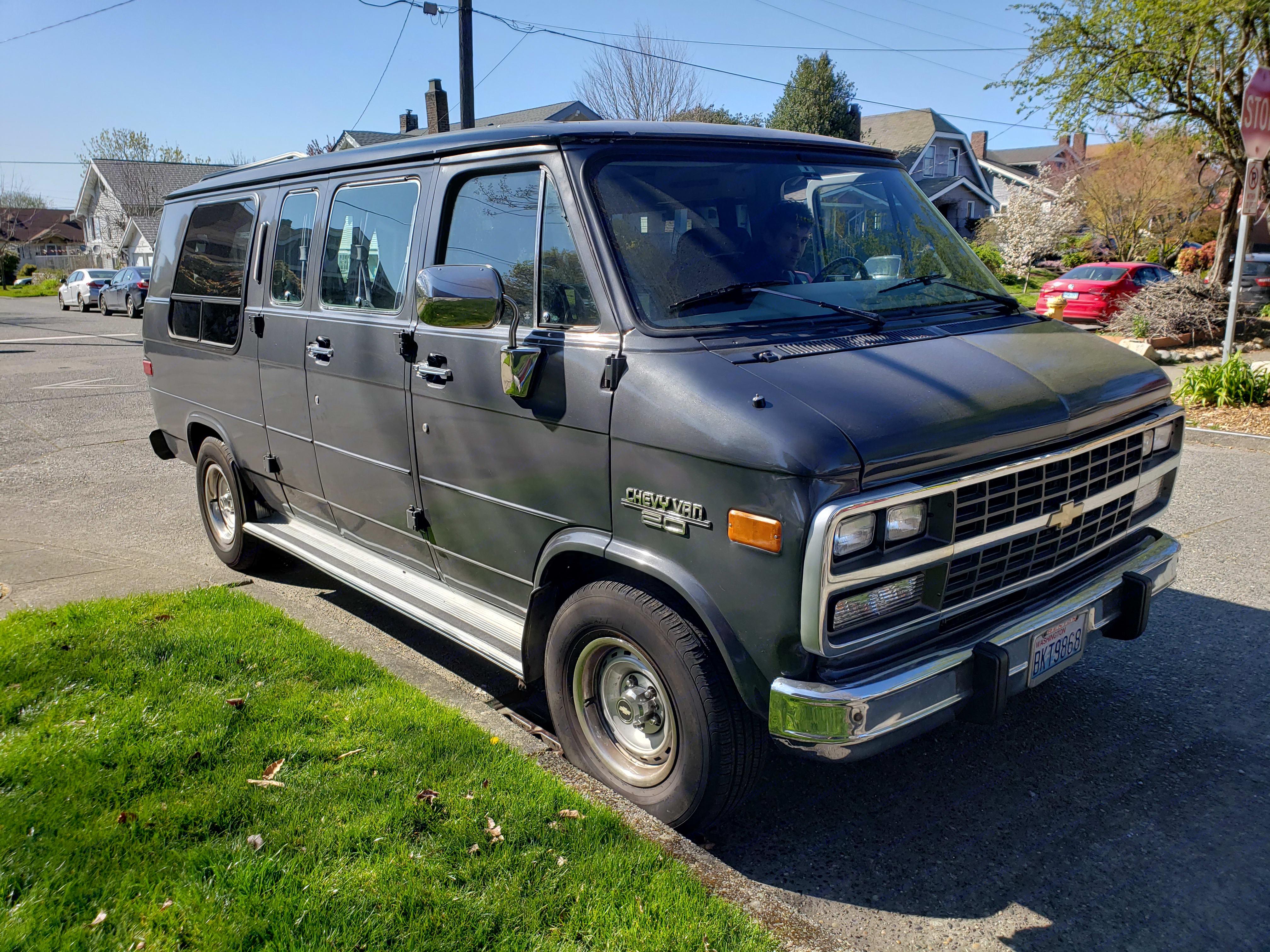 Shaggin Wagon. Chevrolet Other 1992