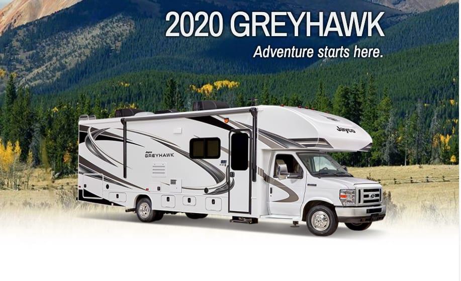 Jayco Greyhawk 2020