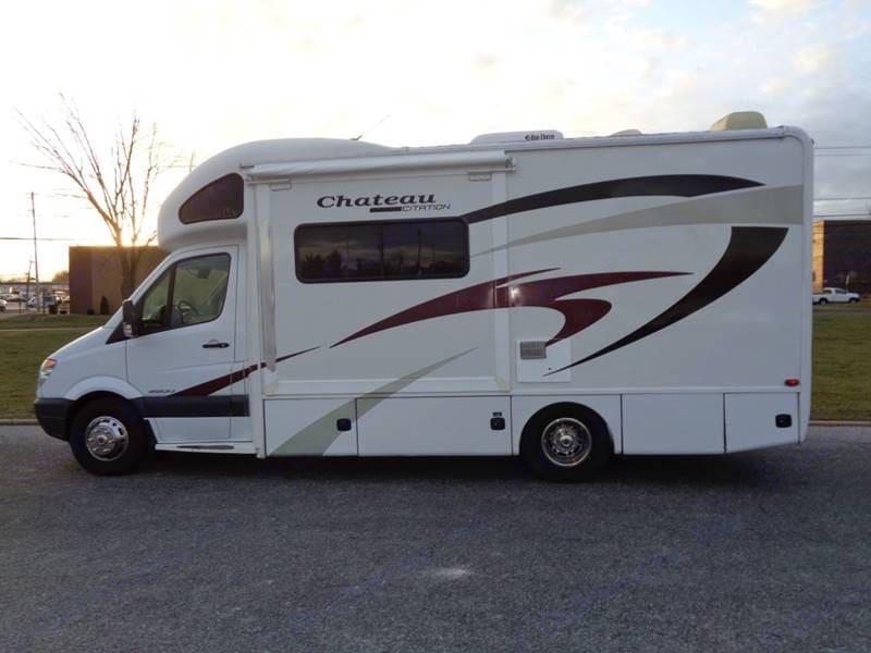Thor Motor Coach Chateau Citation Sprinter 2008