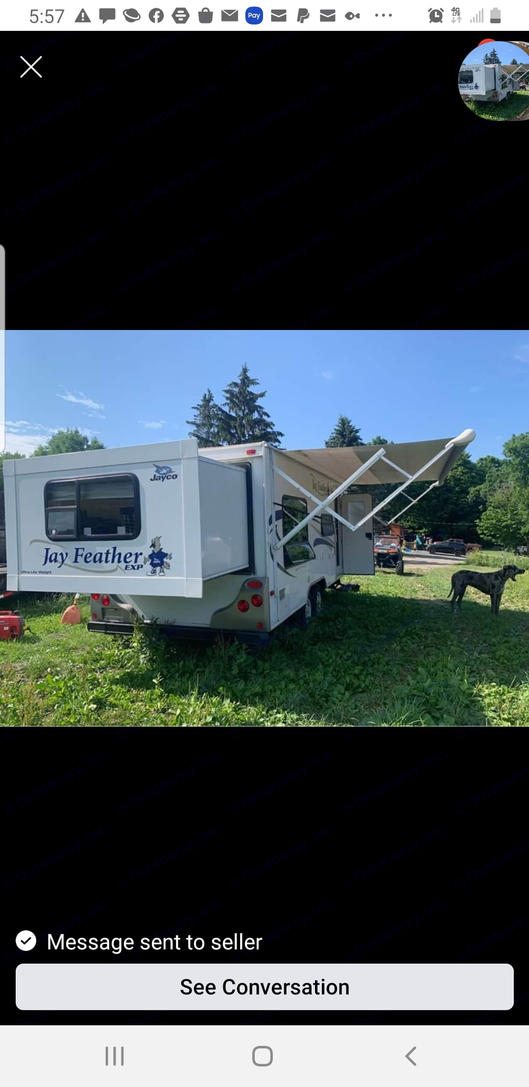 Jayco Jay Feather Exp 2015