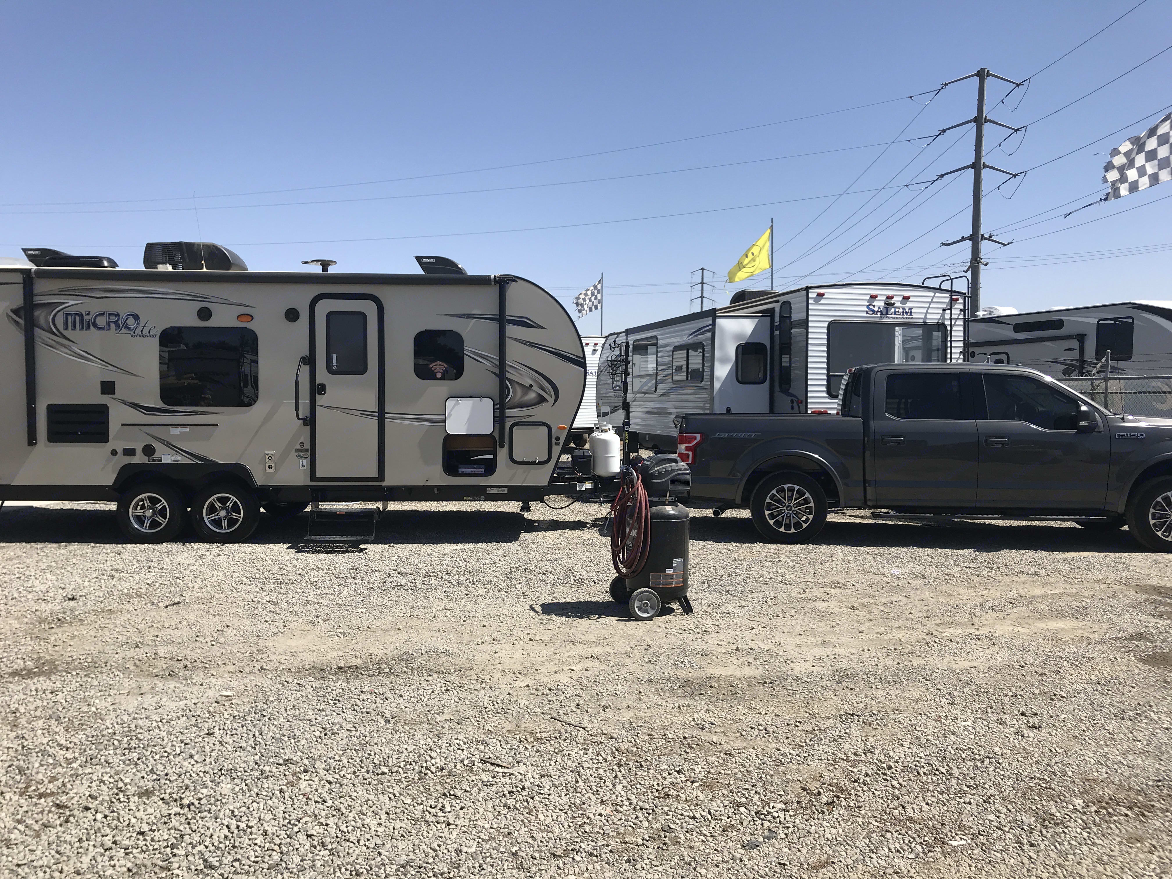 Forest River Flagstaff Micro Lite 2019