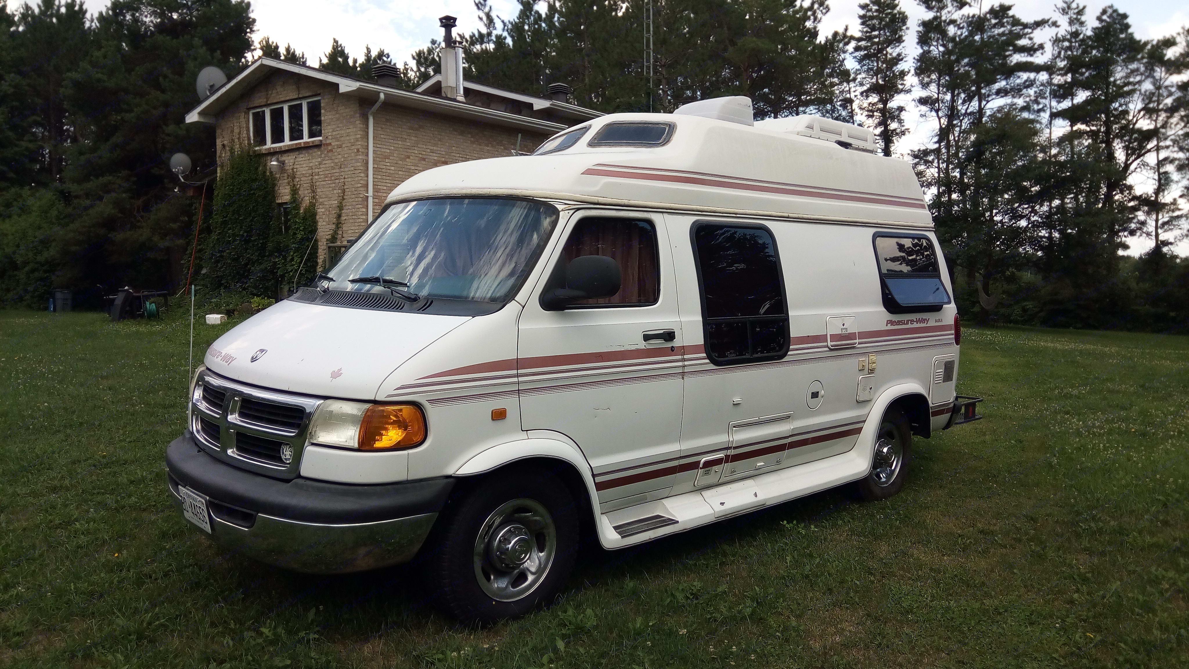 Pleasure Way Camping 1998