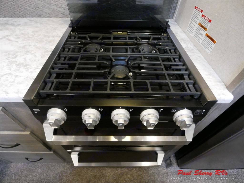 Gas Stove. Forest River Vibe 2021