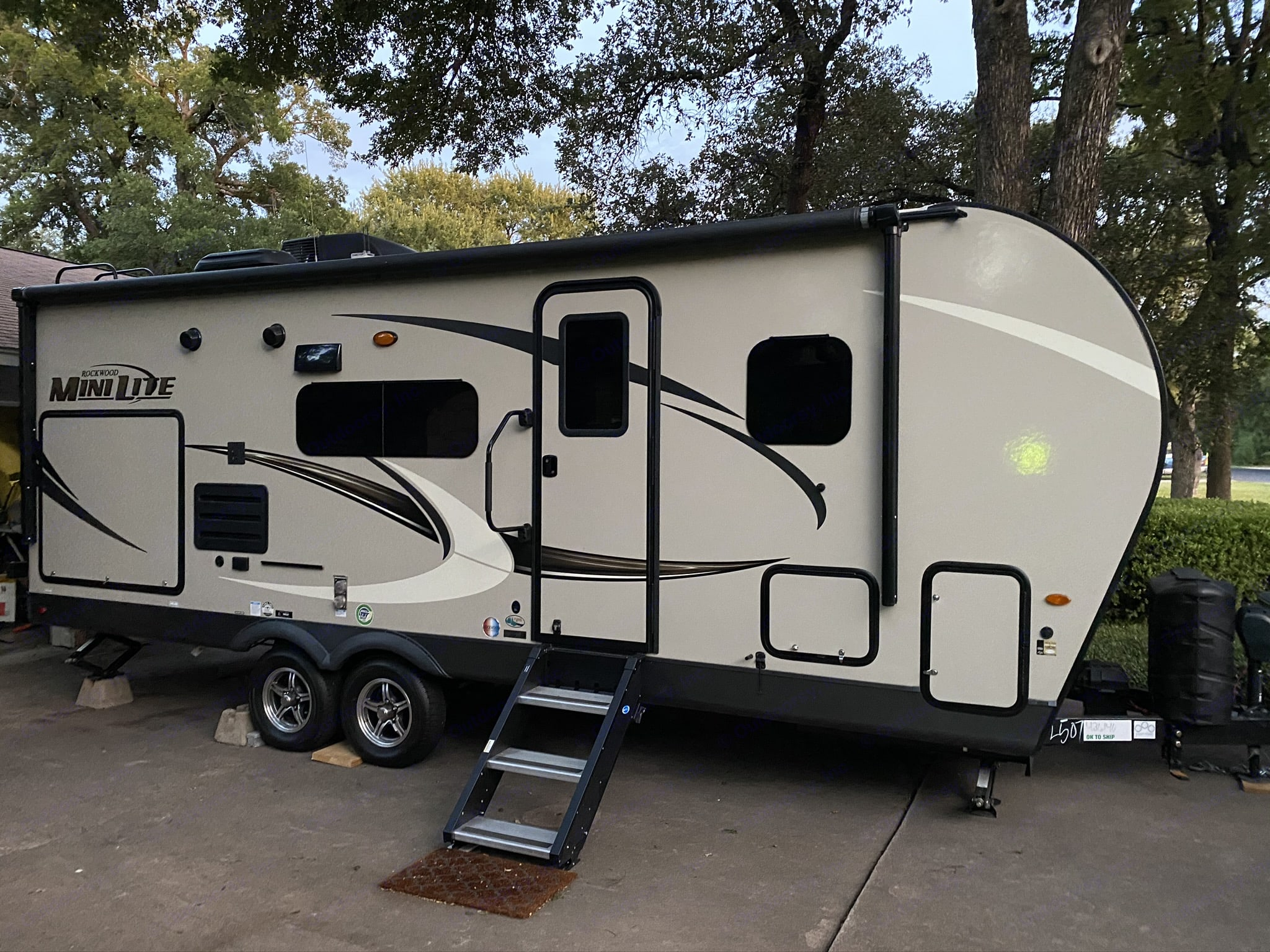 Forest River Rockwood Mini Lite 2020