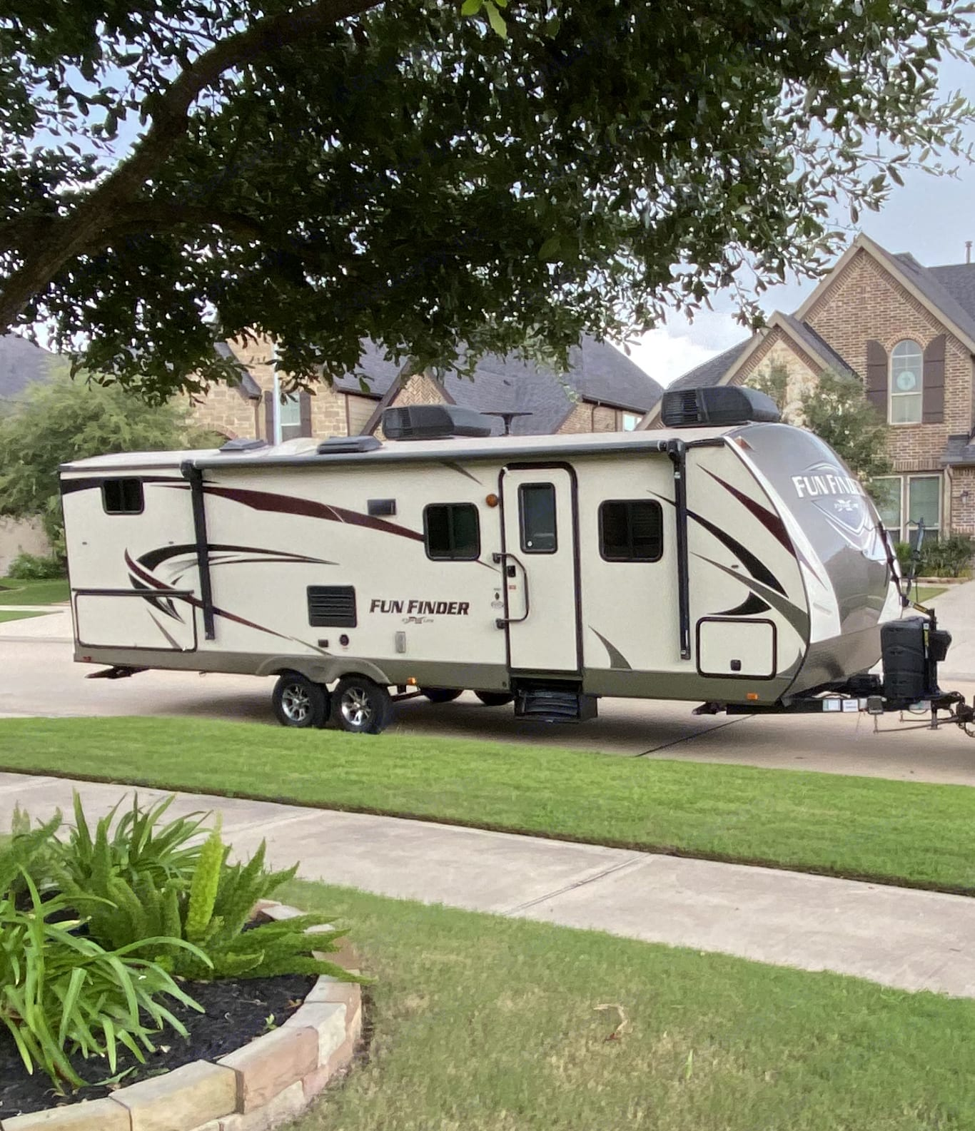 Ready for the next adventure. Cruiser Rv Corp Fun Finder 2017