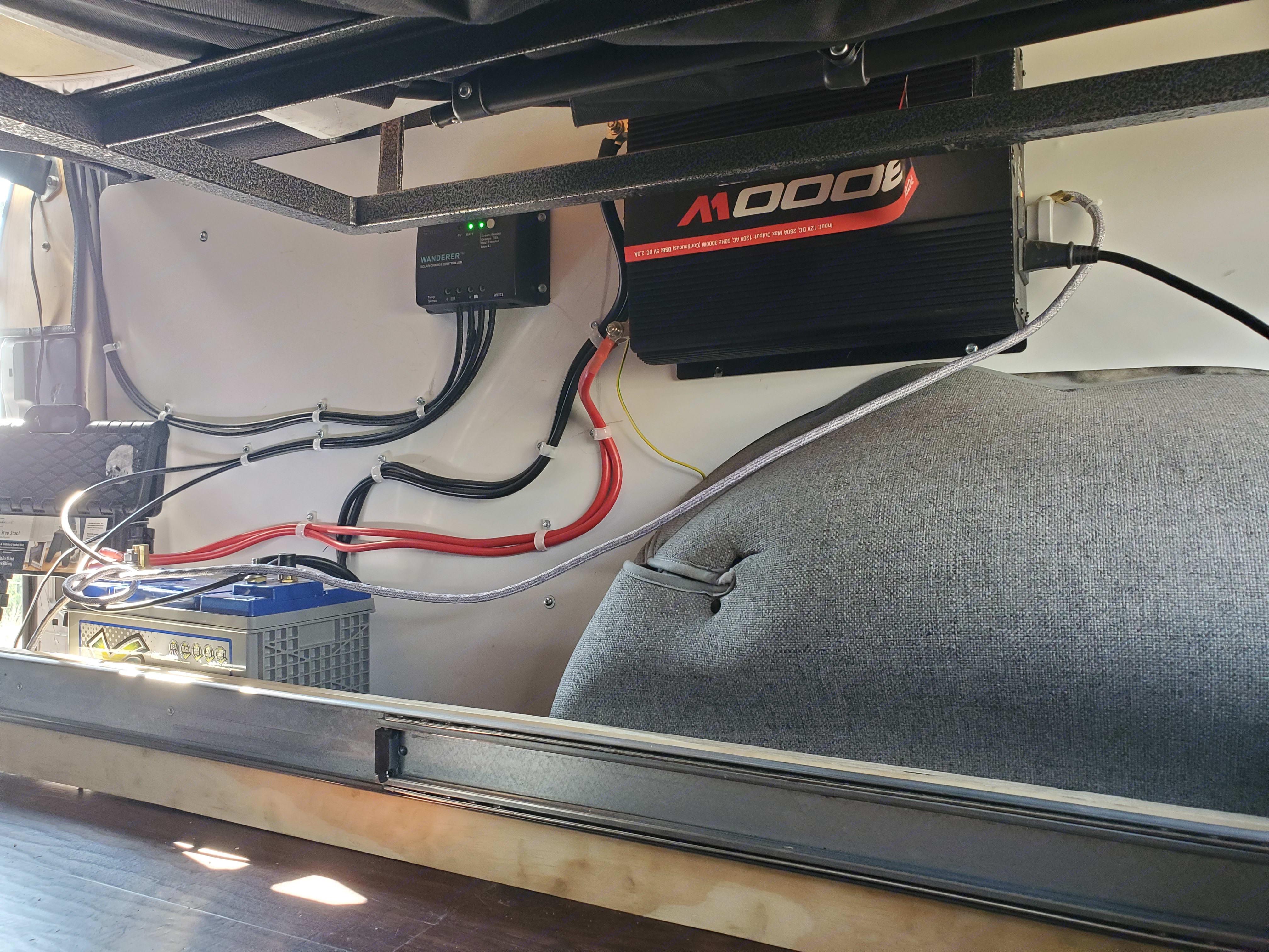 3,000 watts inverter. Dodge Other 2014