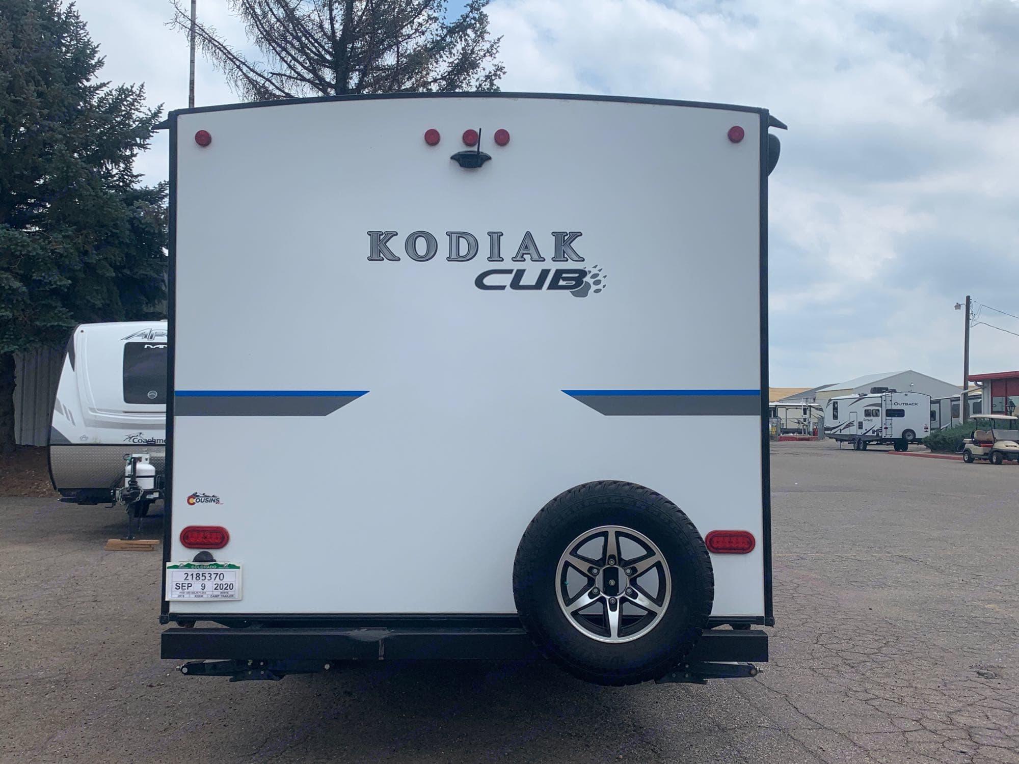 Dutchmen Kodiak 2019
