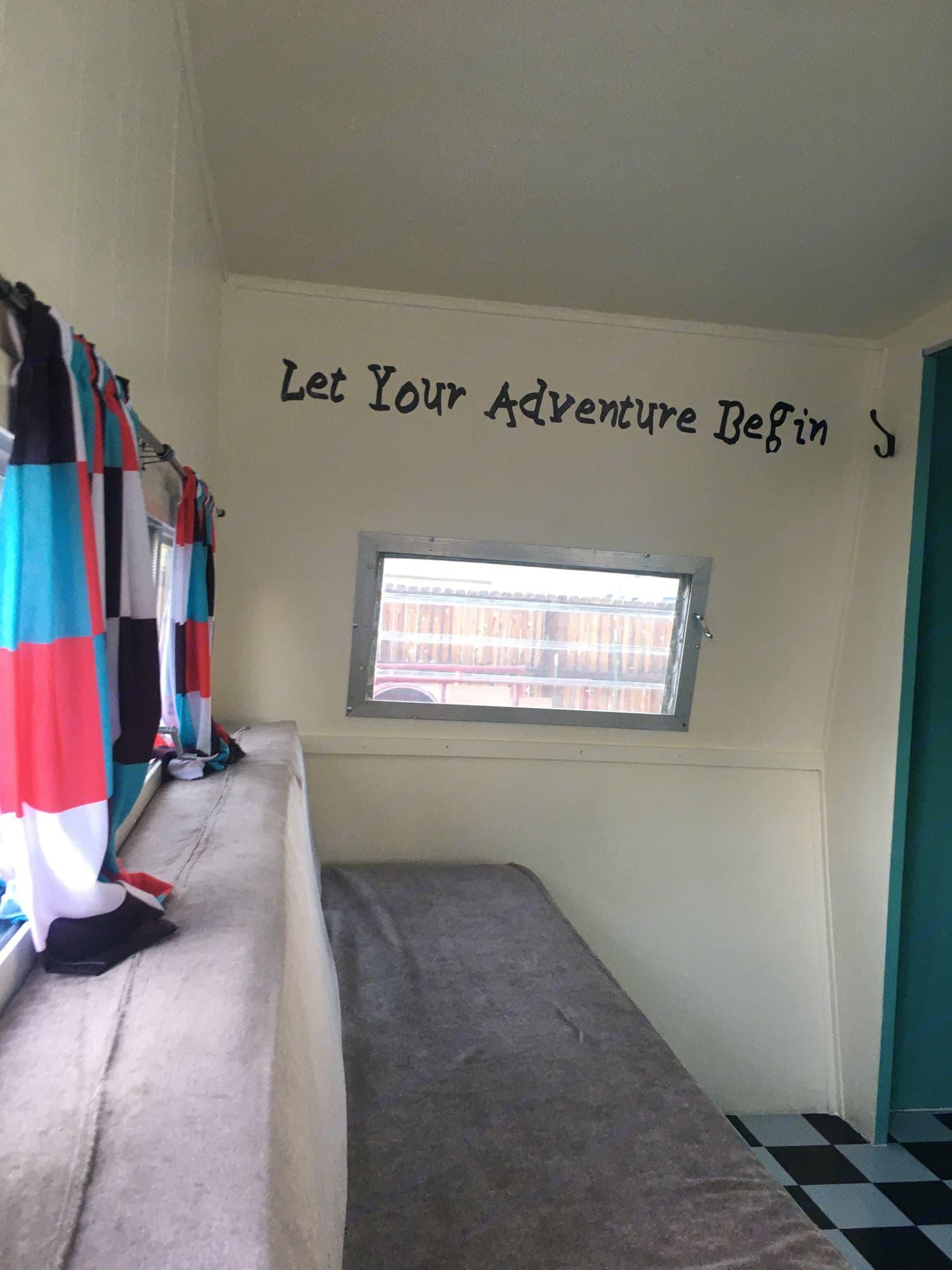 Let Your Adventure Begin!. Konk Other 1966