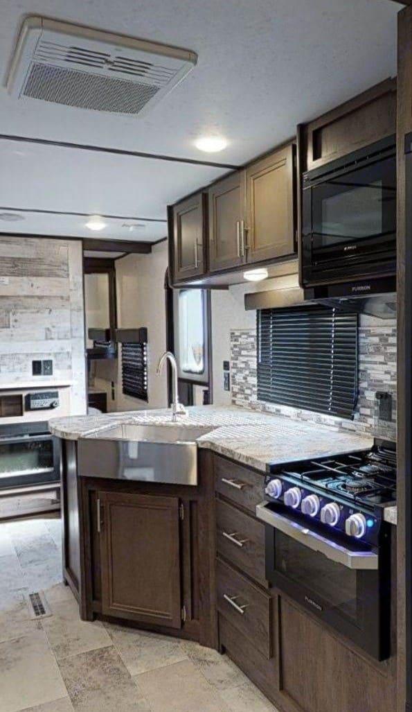 Kitchen. Coleman Other 2020