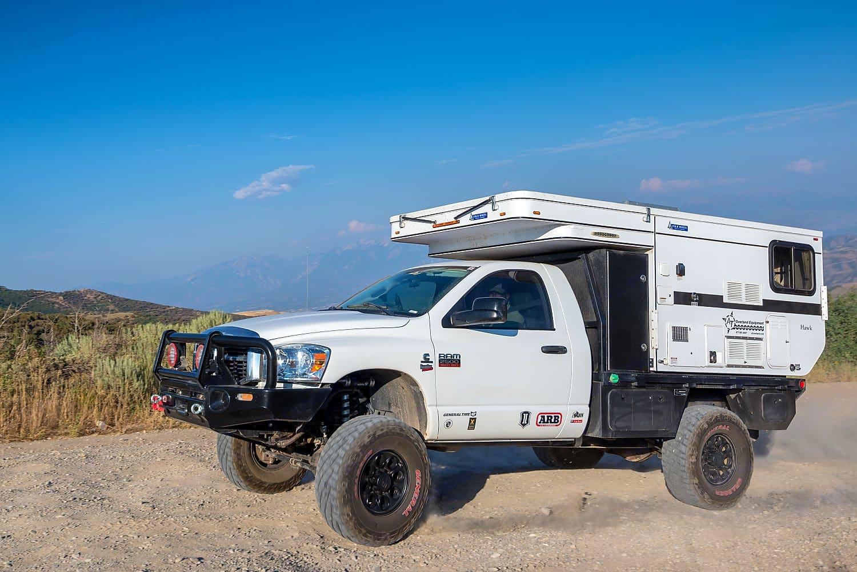 Four Wheel Campers Hawk 2015
