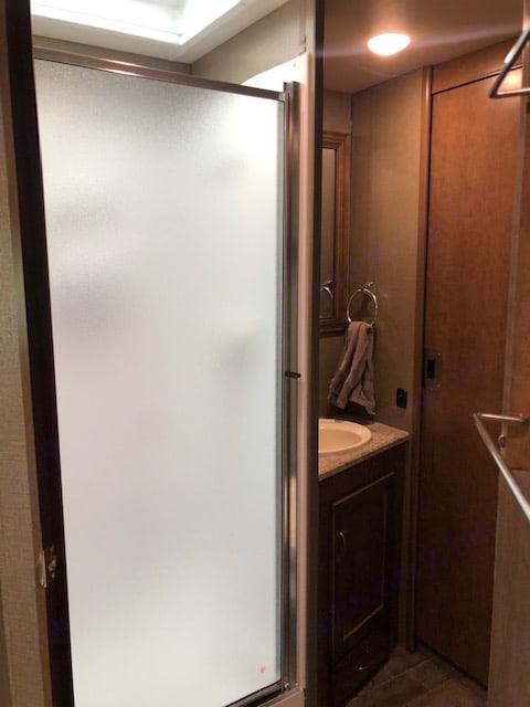 Bathroom. Winnebago Intent 2019