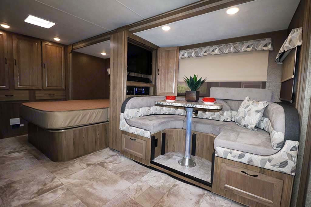 Gorgeous Dining Area. Coachmen Prism 2017