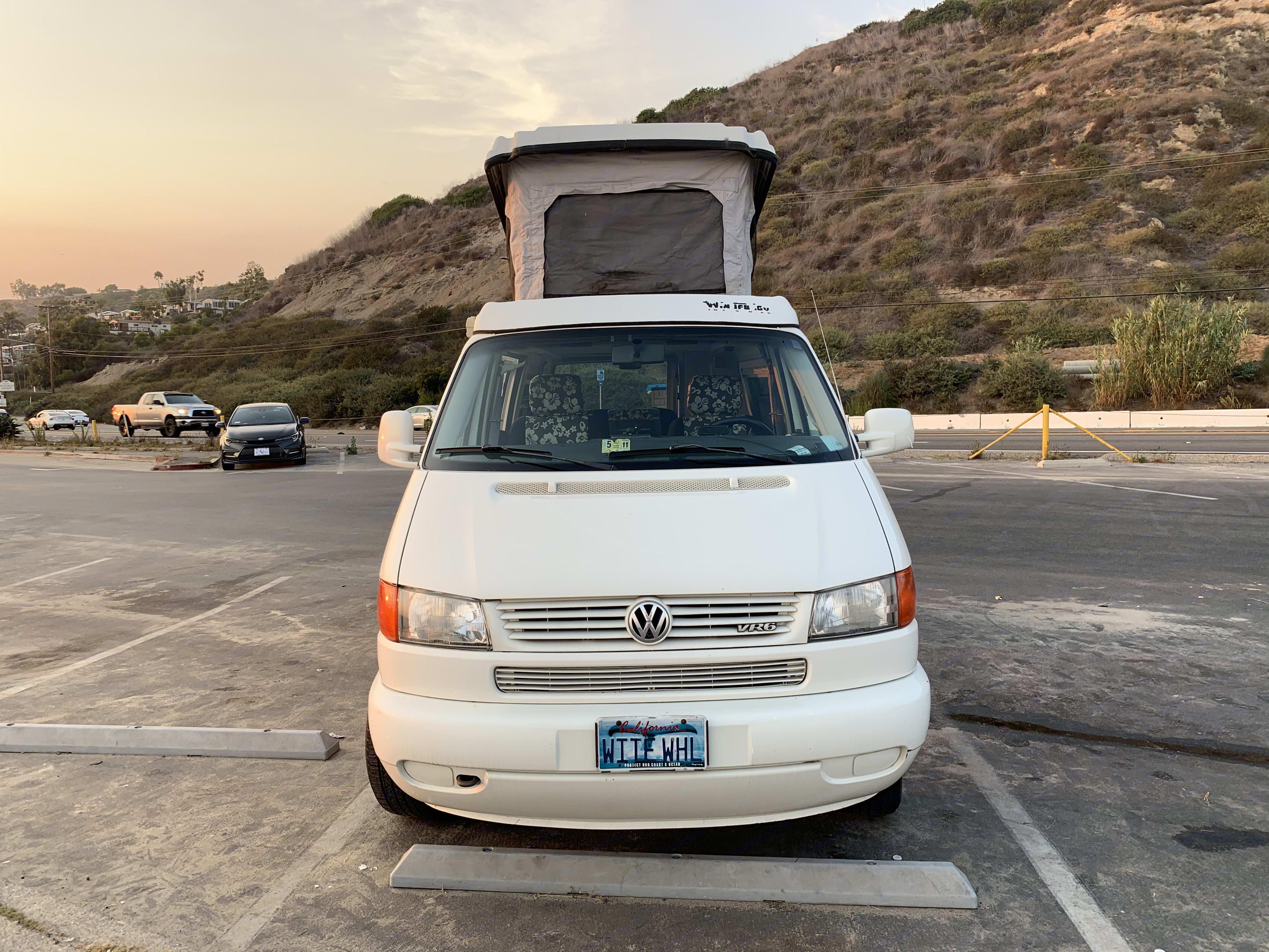 Excellent condition.. Volkswagen Eurovan Camper 1999