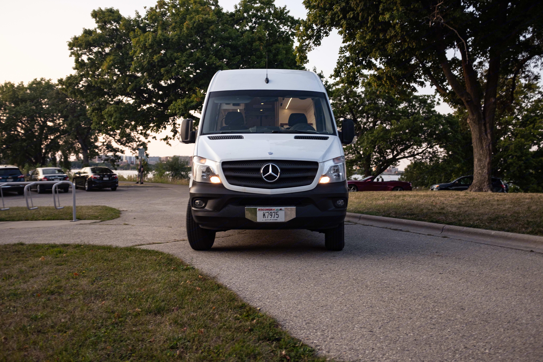 Mercedes-Benz Sprinter 2500 Extended 2014
