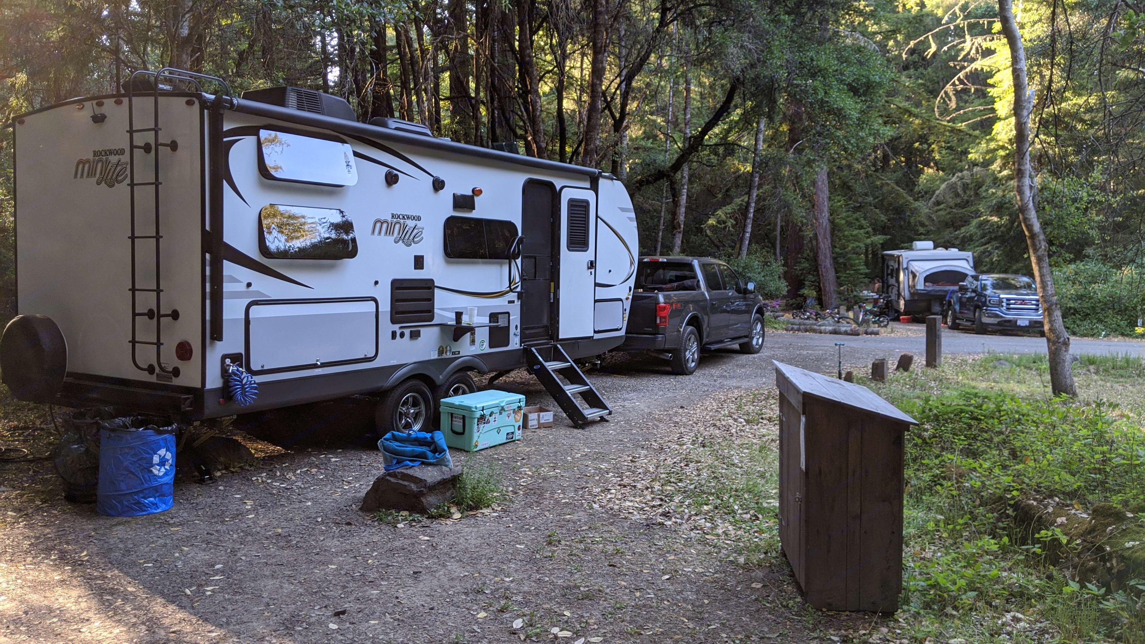 Forest River Rockwood Mini Lite 2020