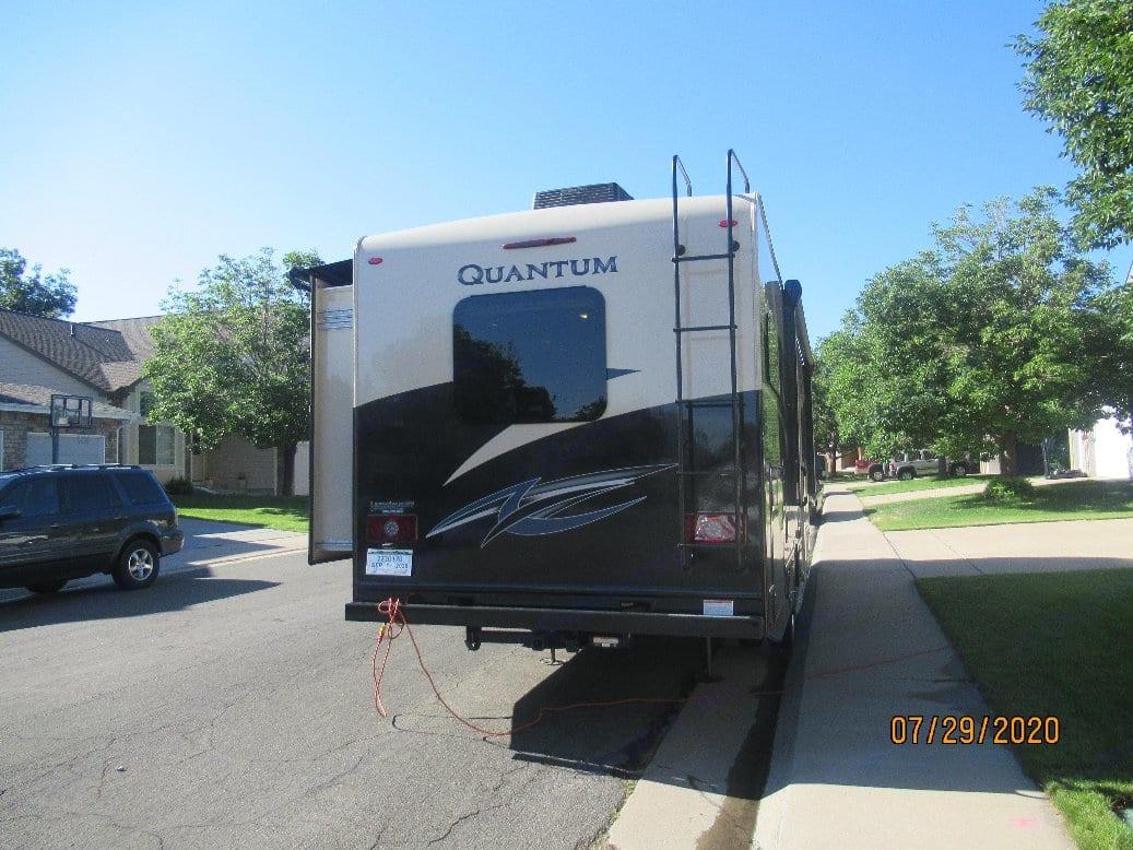 Thor Motor Coach Quantum LF31 2021