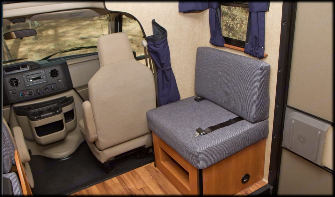 Passenger Seat. Thor Motor Coach Other 2015
