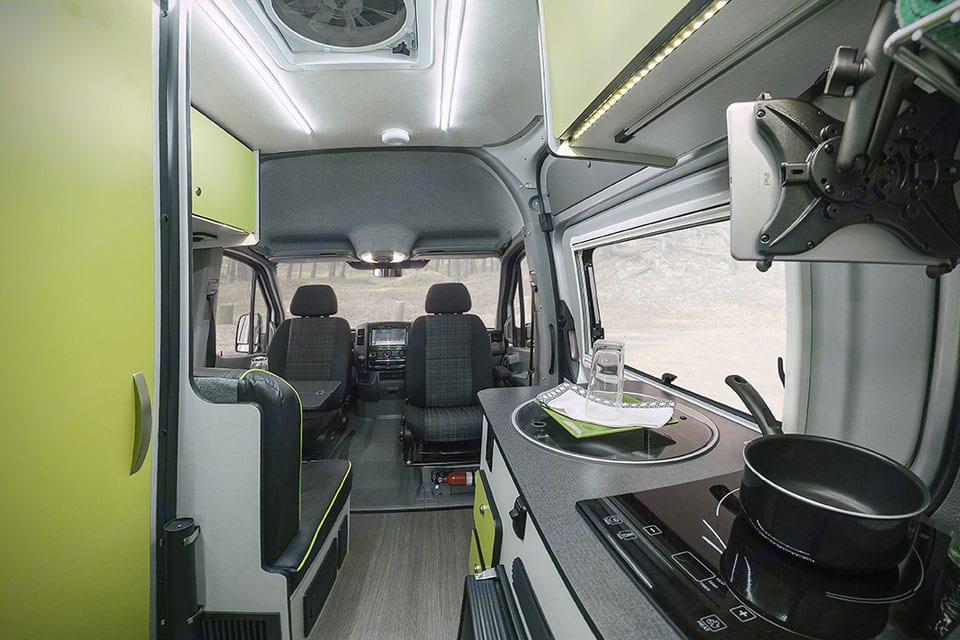 Beautiful and functional inside and out.. Winnebago Revel 2020