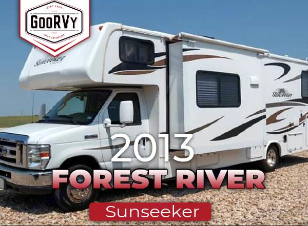 Forest River Sunseeker 2013