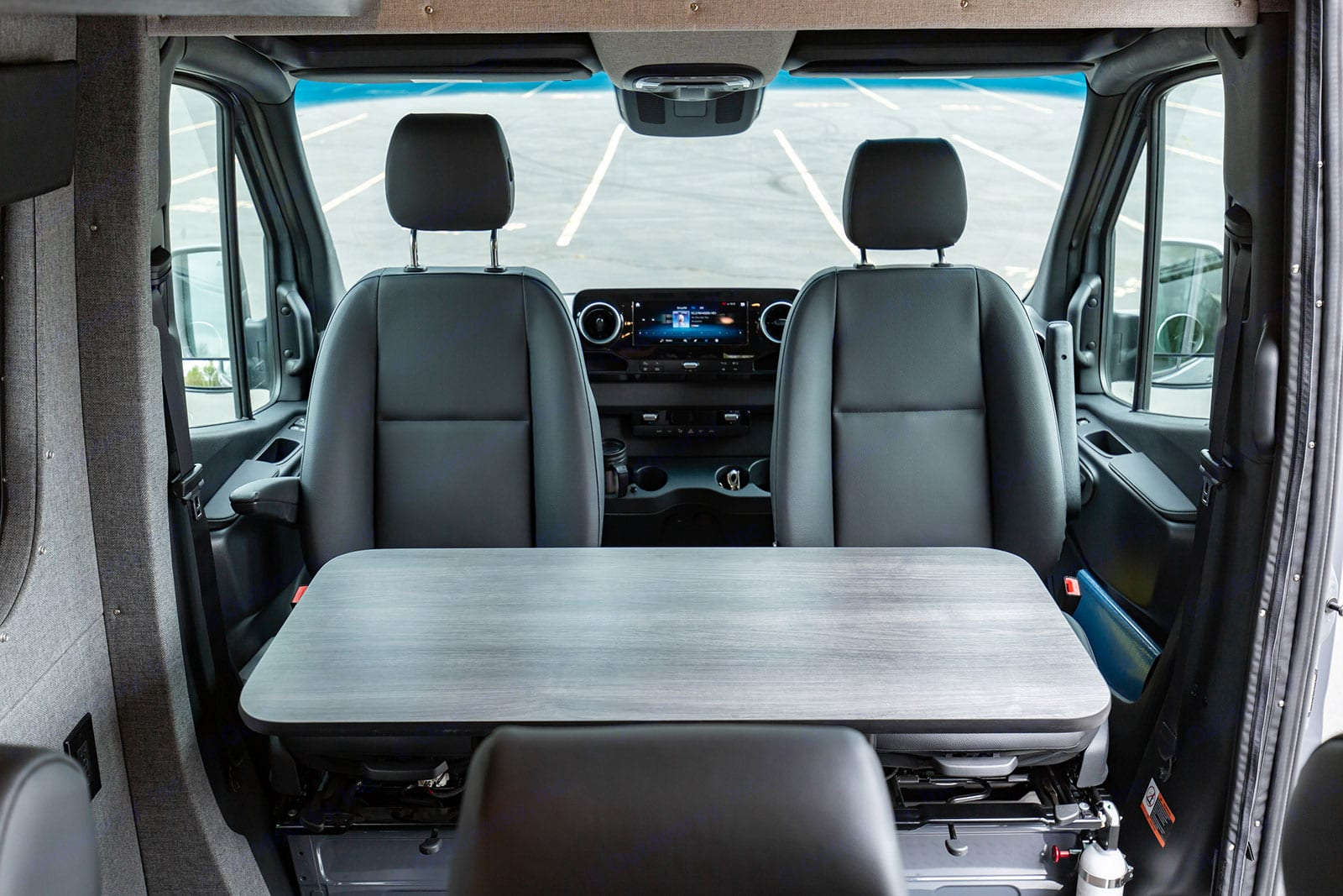 Make this van your personal headquarters for all your adventures.. Mercedes-Benz Sprinter 2019