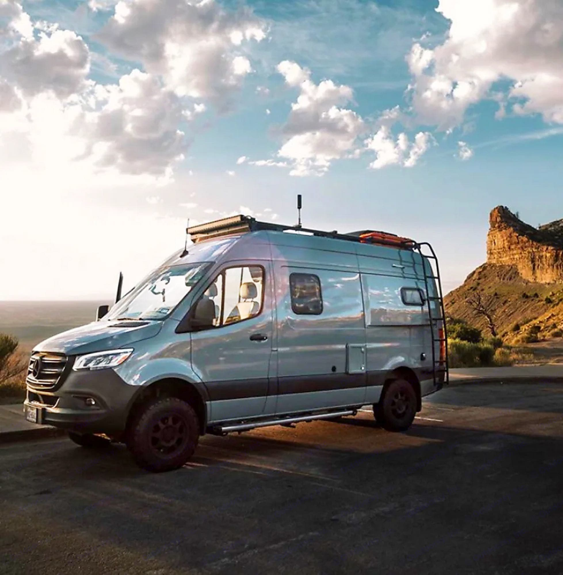 The New 2020 Revel 4x4. Winnebago Revel 2020