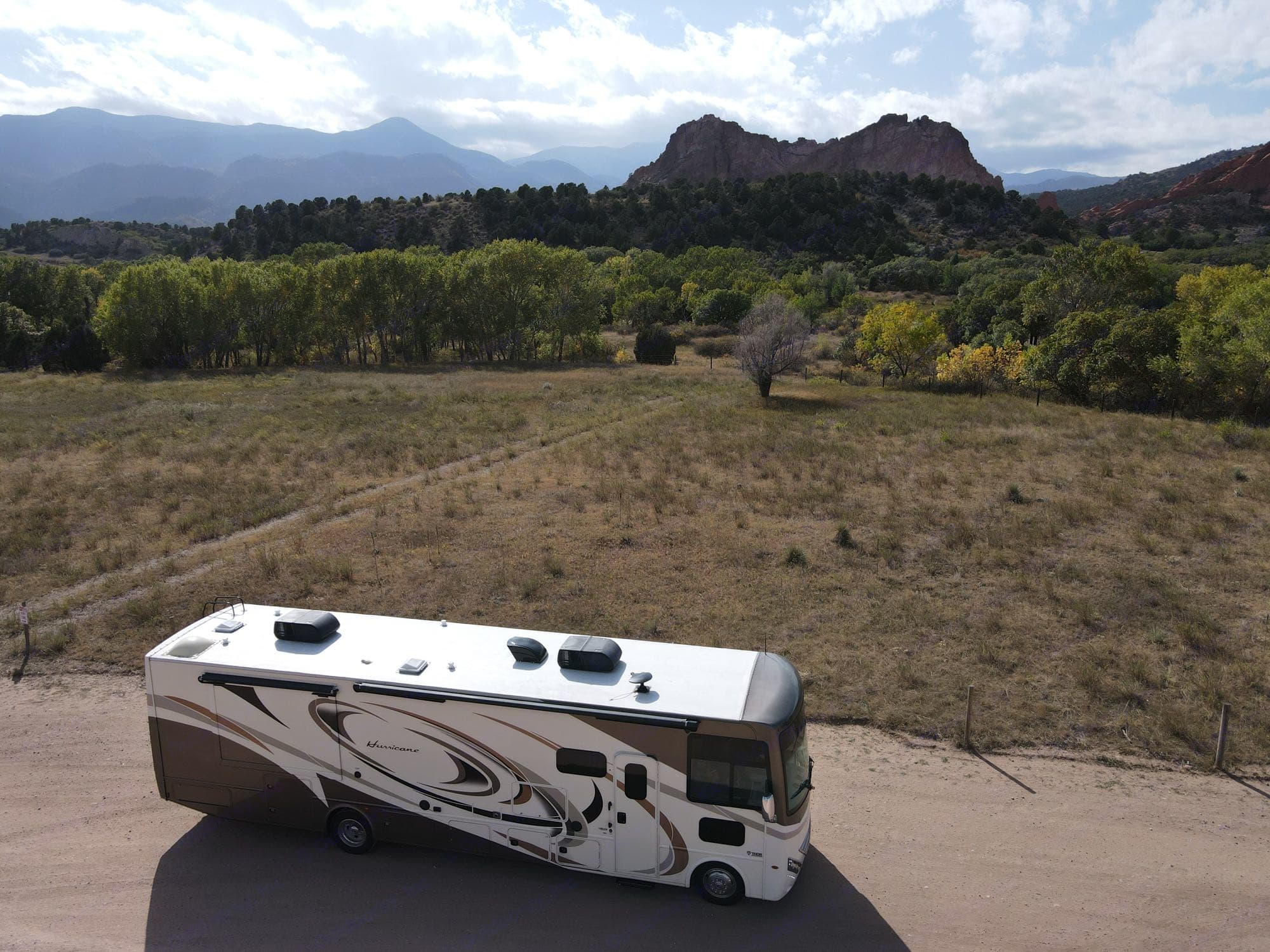 Find your own adventure. Thor Motor Coach Hurricane 2018