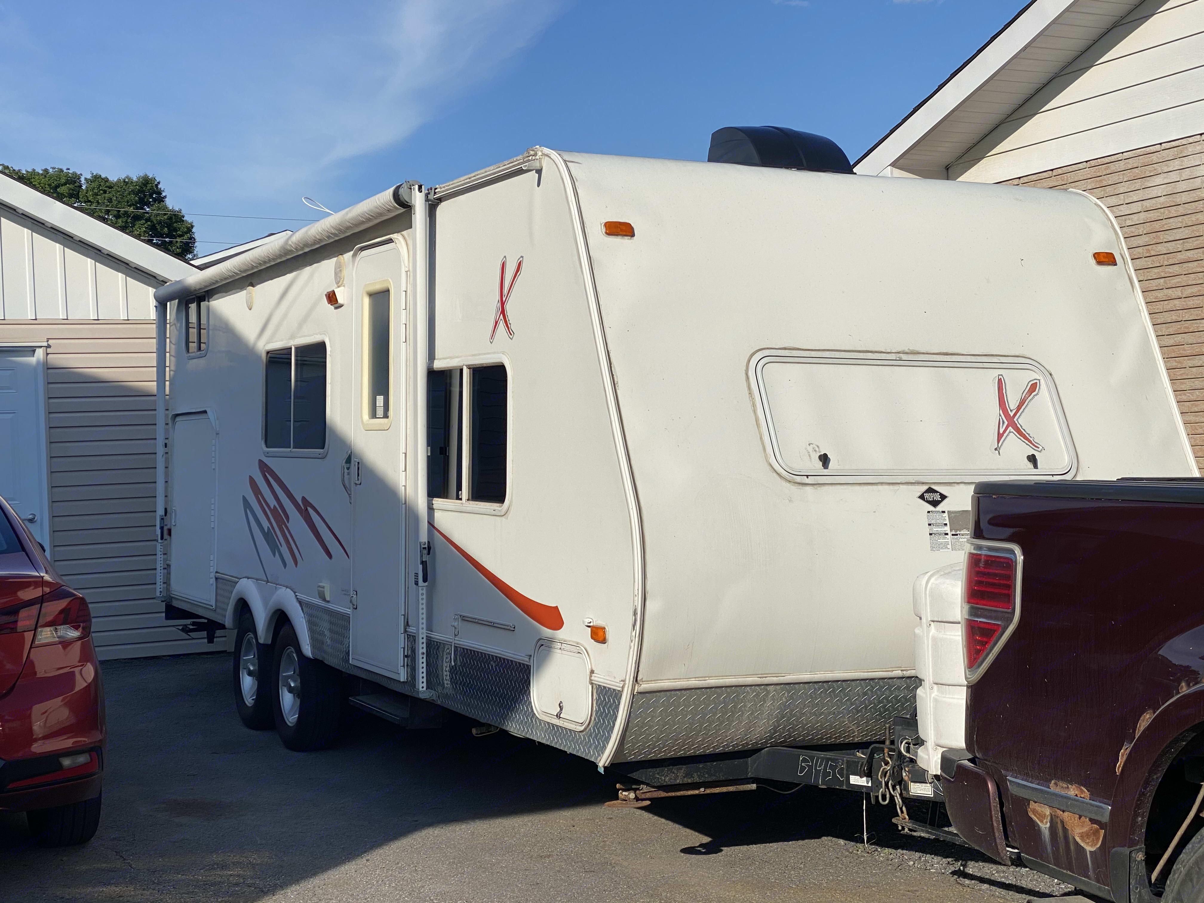 Cruiser Rv Corp Fun Finder 2006