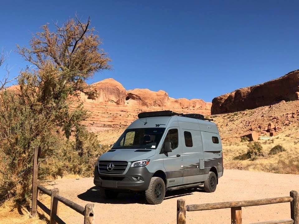 With 4x4, solar power, an Espar heating system, shower and a cassette toilet, the Revel is ready to take you off the grid!. Winnebago Revel 2020