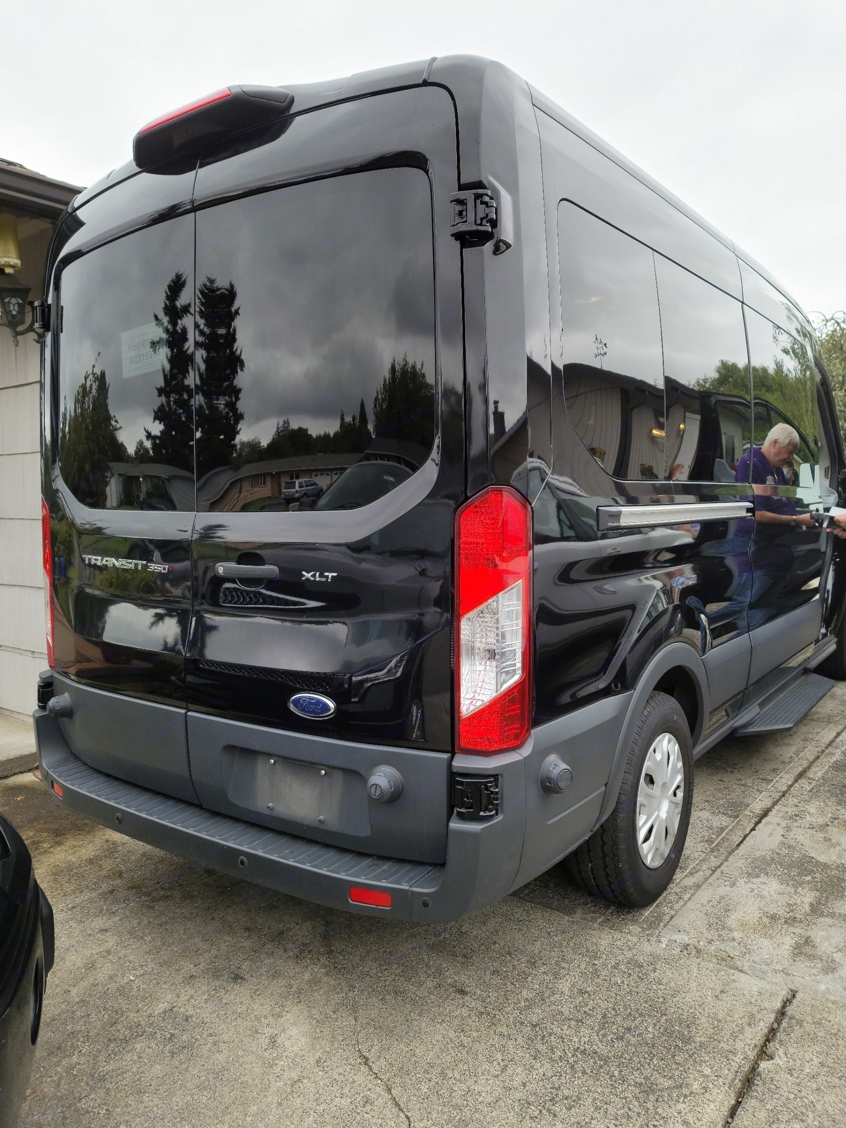 Ford Transit 350 XLT 2018