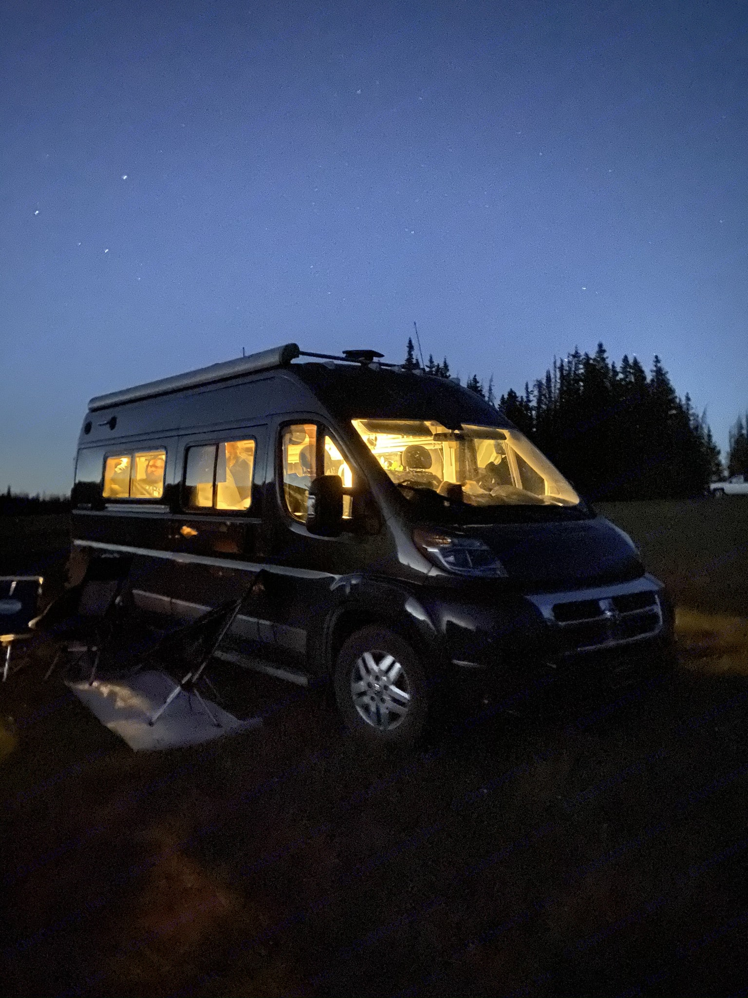 Winnebago Travato 2017